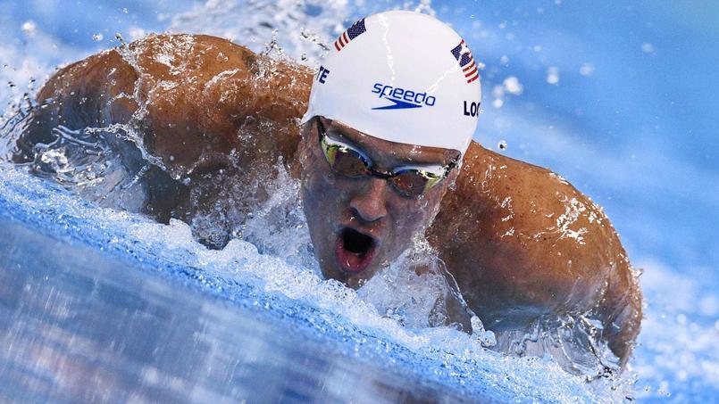 Infos sports : Natation - </b>Le champion de natation Ryan Lochte en cure de d&#233;sintoxication &#224; l'alcool