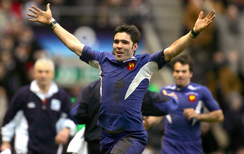 Rugby - 6 Nations - 2005 : Yachvili devient le «fléau de l'Angleterre»