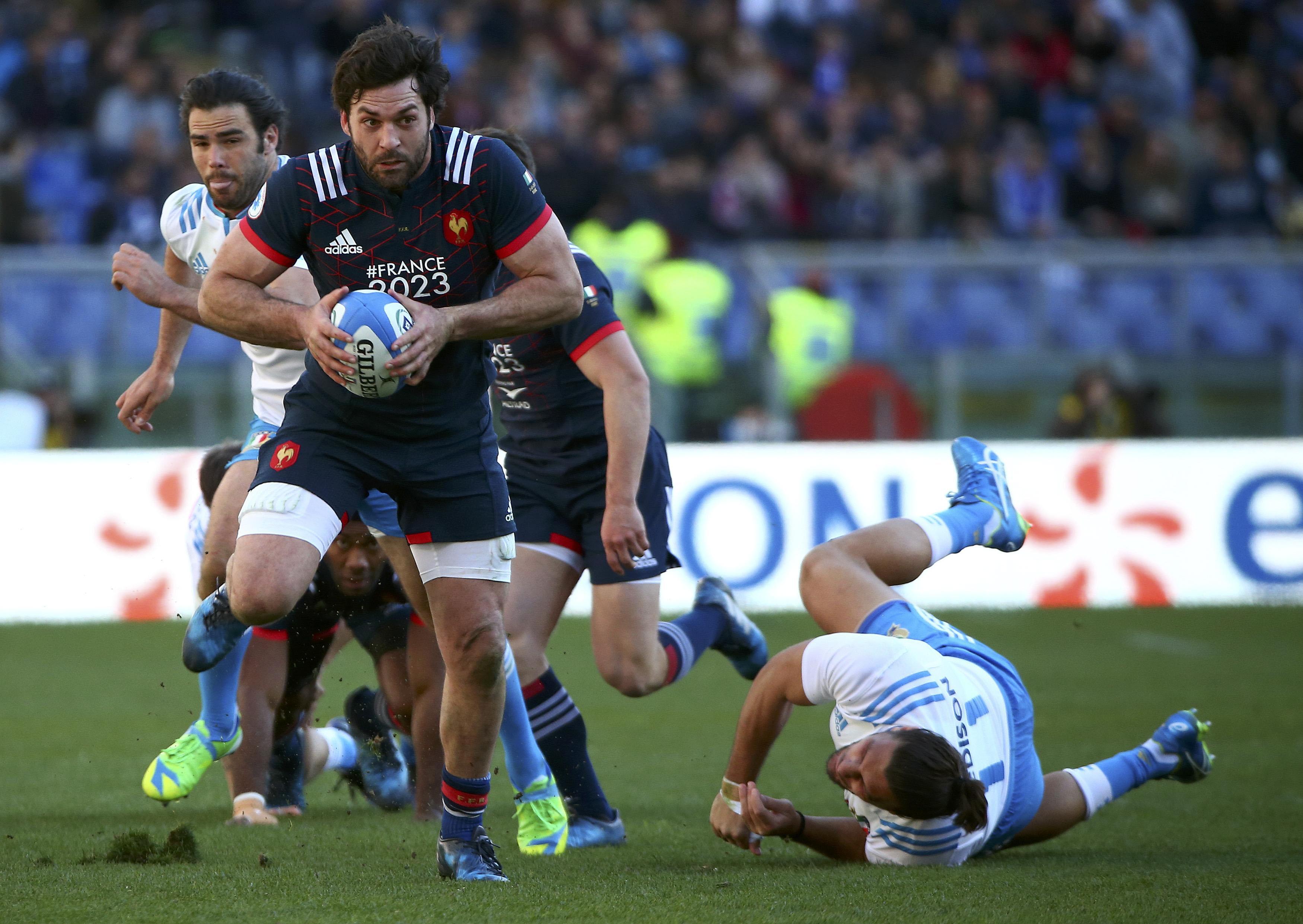 Rugby - 6 Nations - 6 nations : les 5 chiffres à retenir avant Italie-France