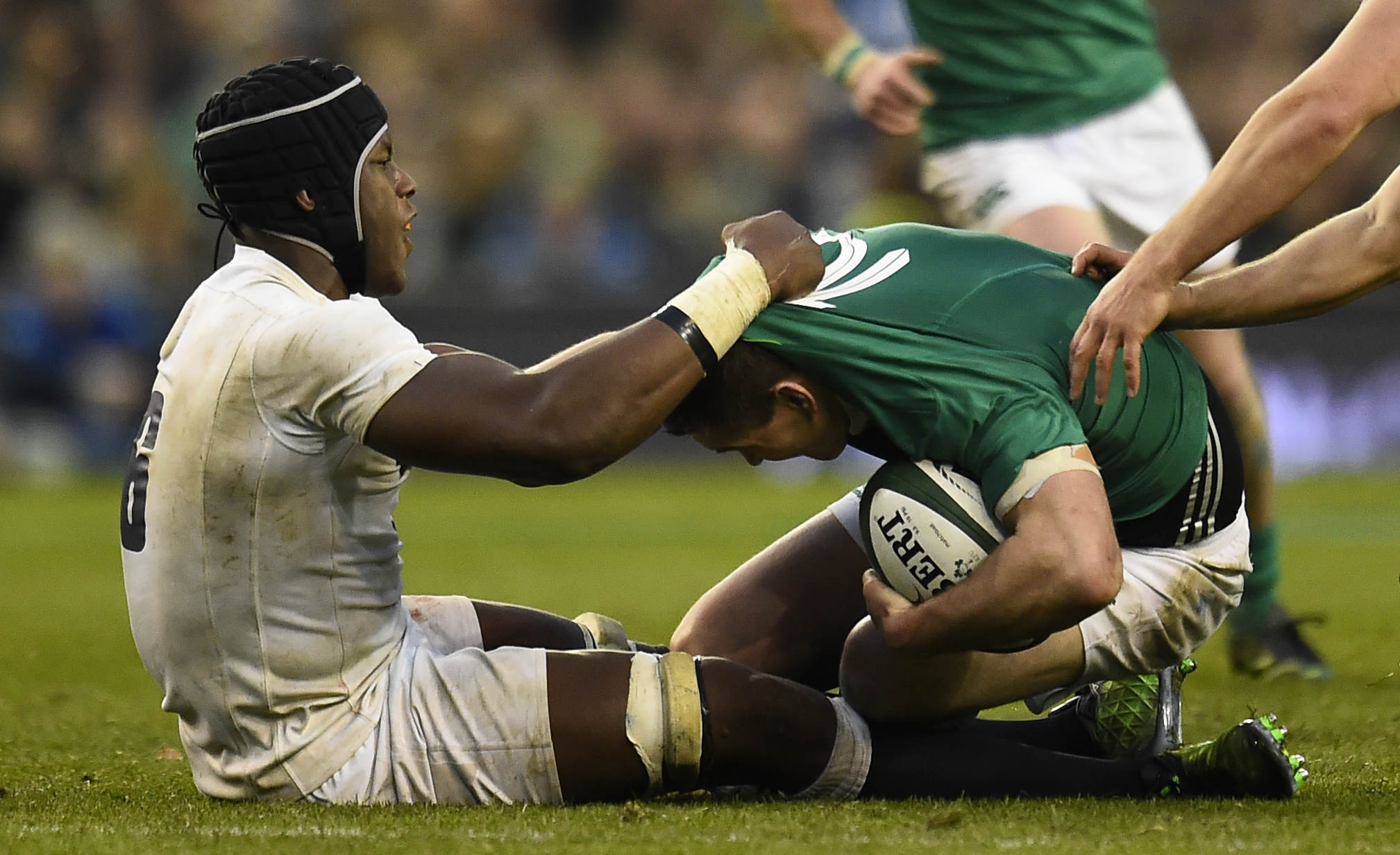 Rugby - 6 Nations - Angleterre-Irlande, le choc des chocs