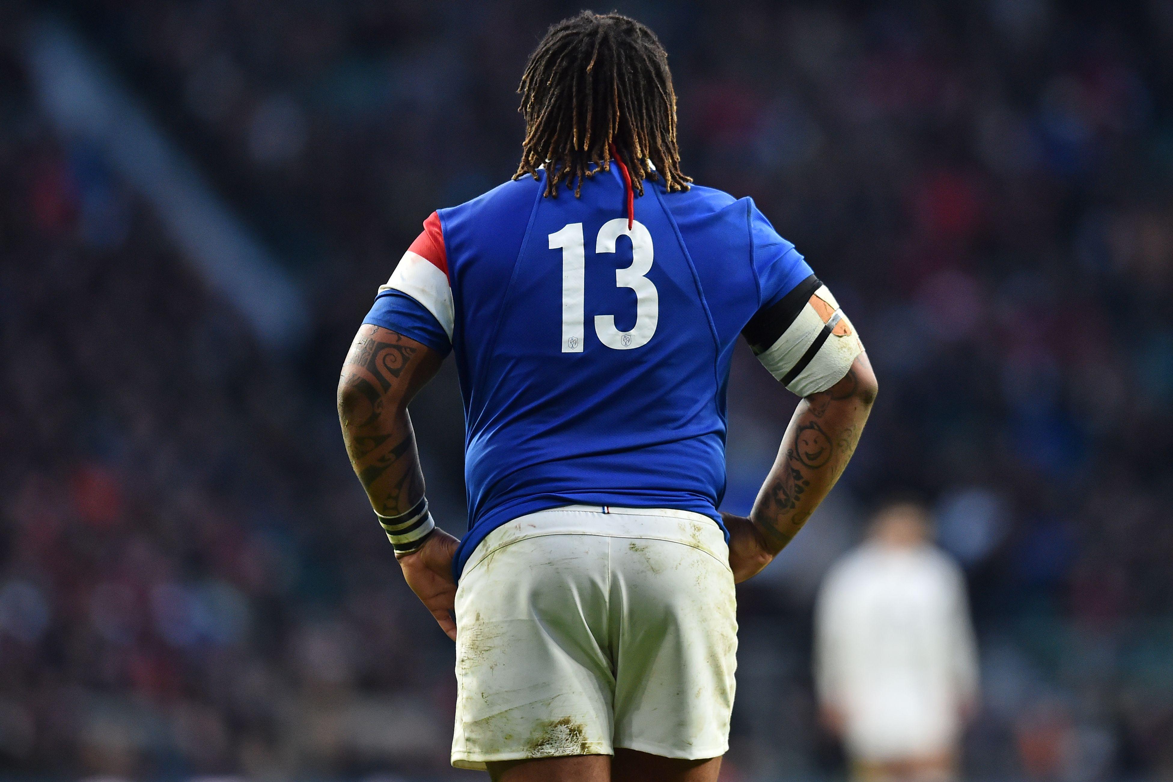 Rugby - 6 Nations - Bastareaud emporté par la bourrasque à Twickenham