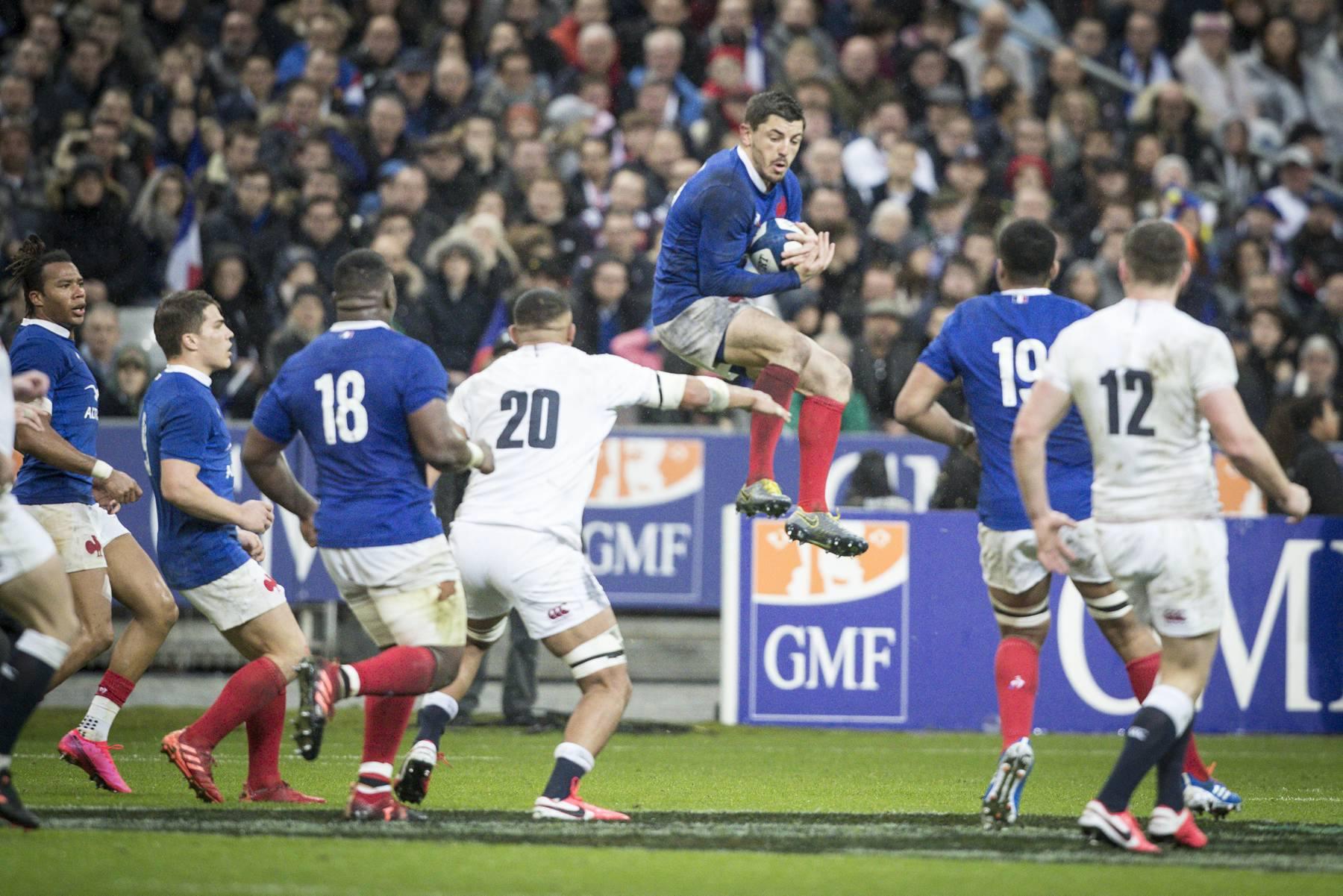 Rugby - 6 Nations - Bouthier, la vie en bleu devant lui