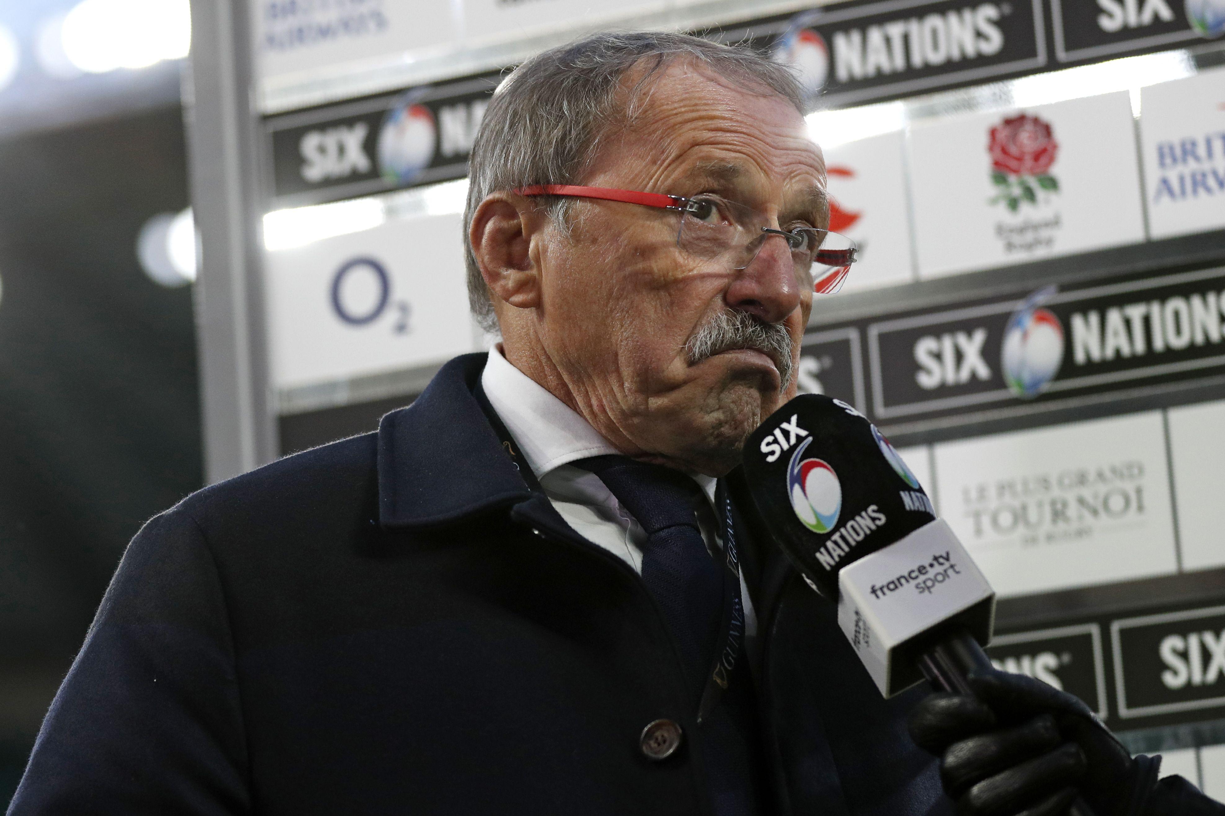 Rugby - 6 Nations - Brunel : «Mes joueurs n'ont pas su trouver la réponse»