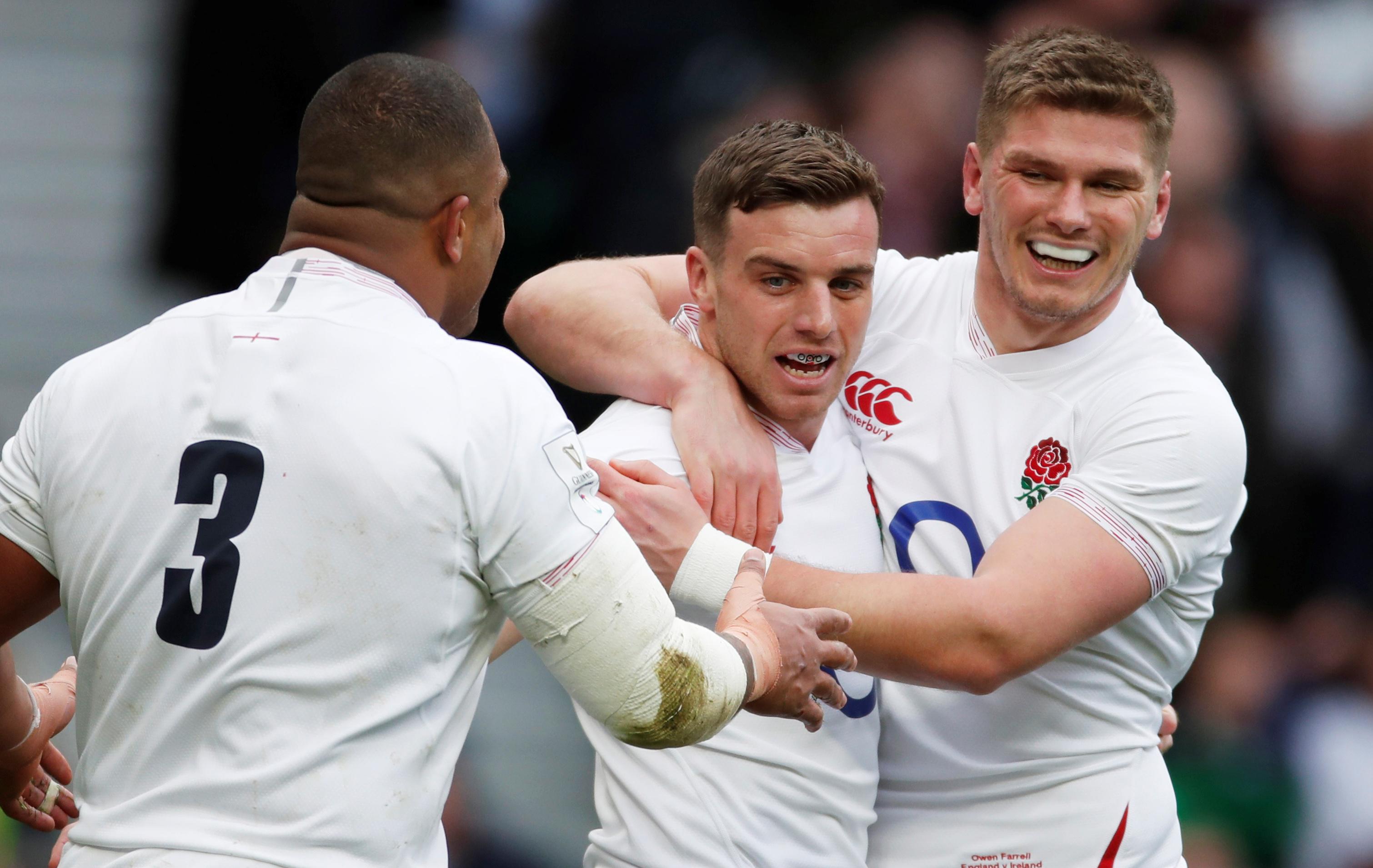 Rugby - 6 Nations - Face au pays de Galles, l'Angleterre vise la Triple Couronne
