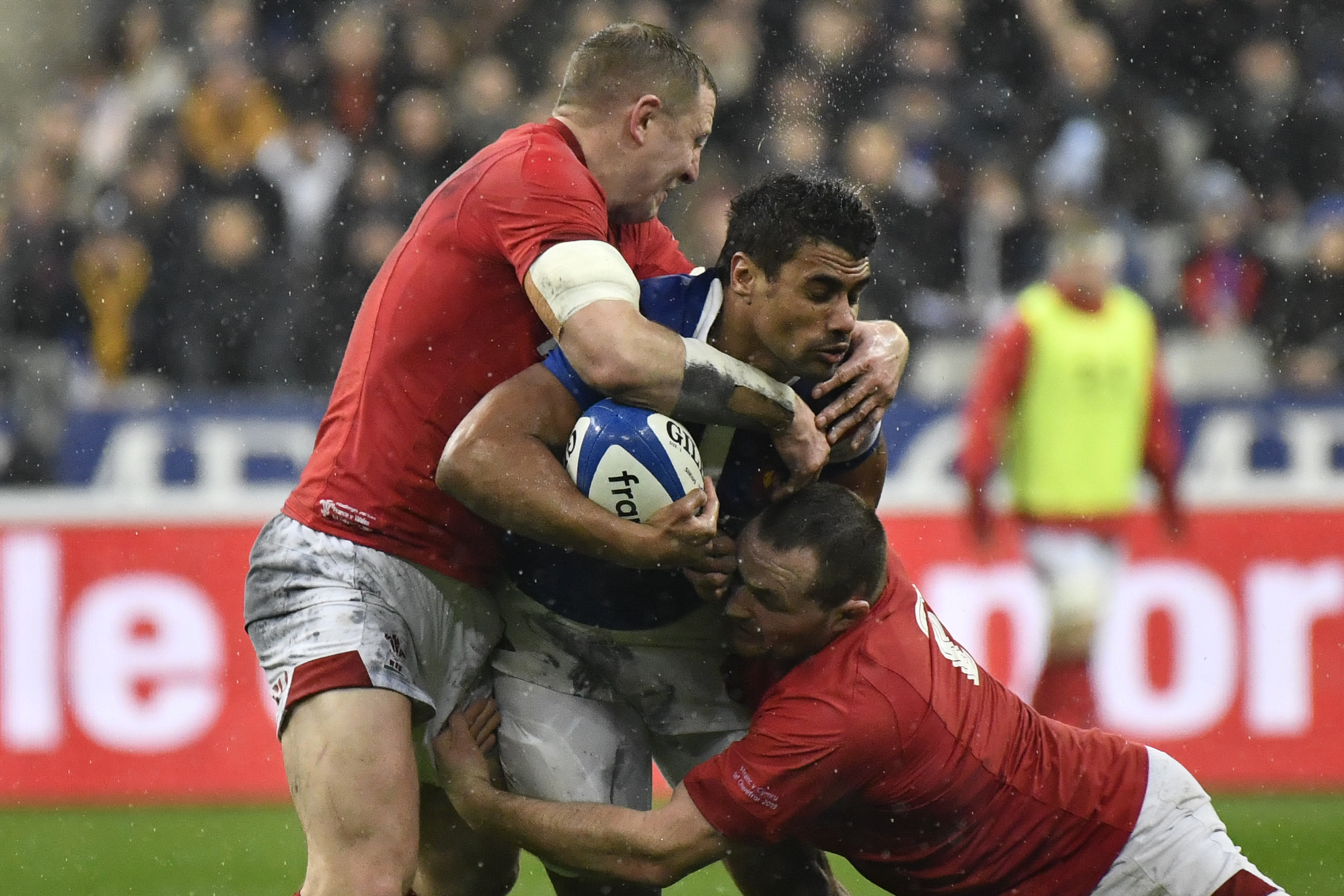 Rugby - 6 Nations - Fofana : «Avec les années, je suis habitué à cette pression»
