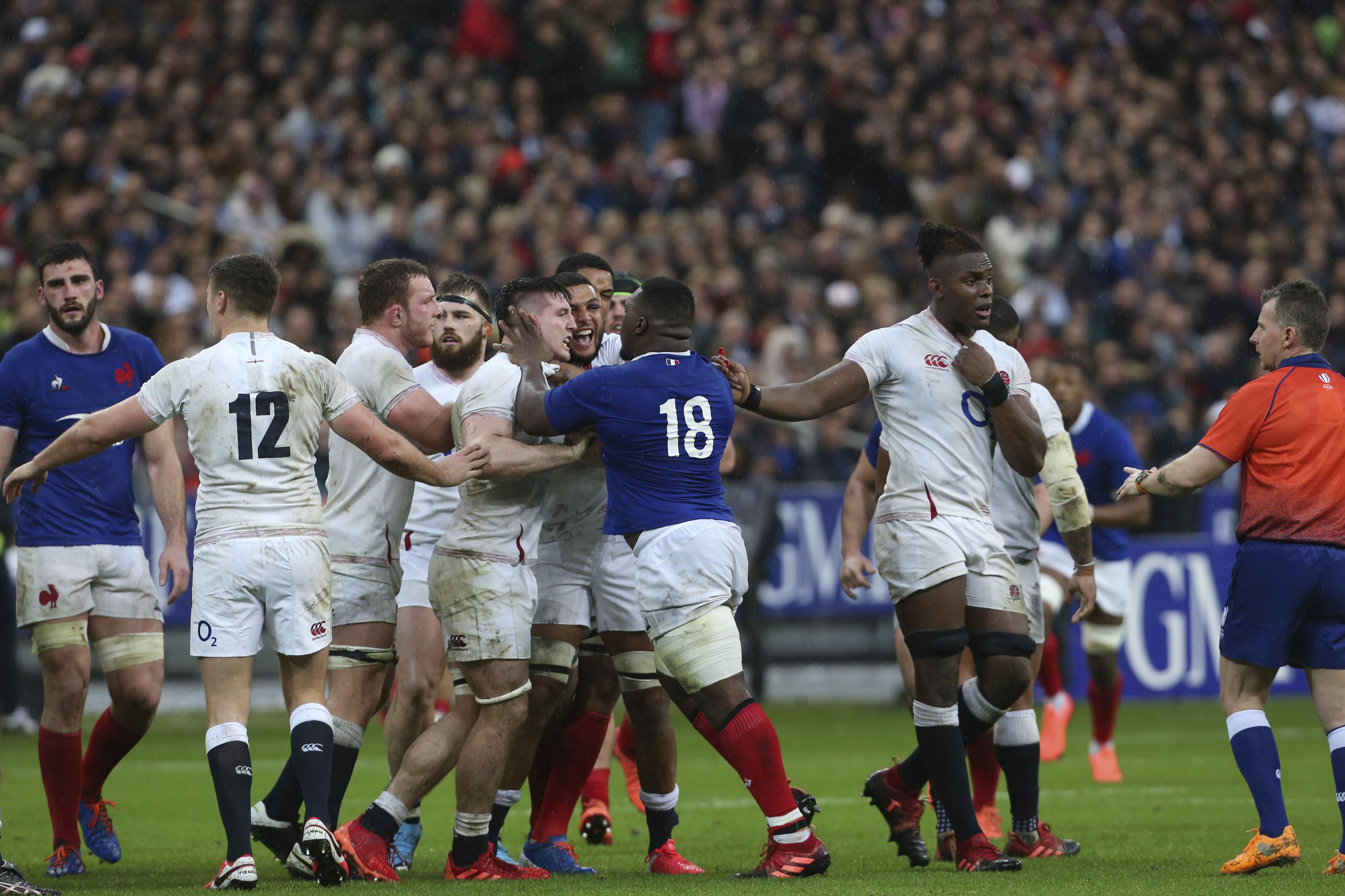 Rugby - 6 Nations - France-Angleterre : les coups de coeur et coups de griffe de nos envoyés spéciaux