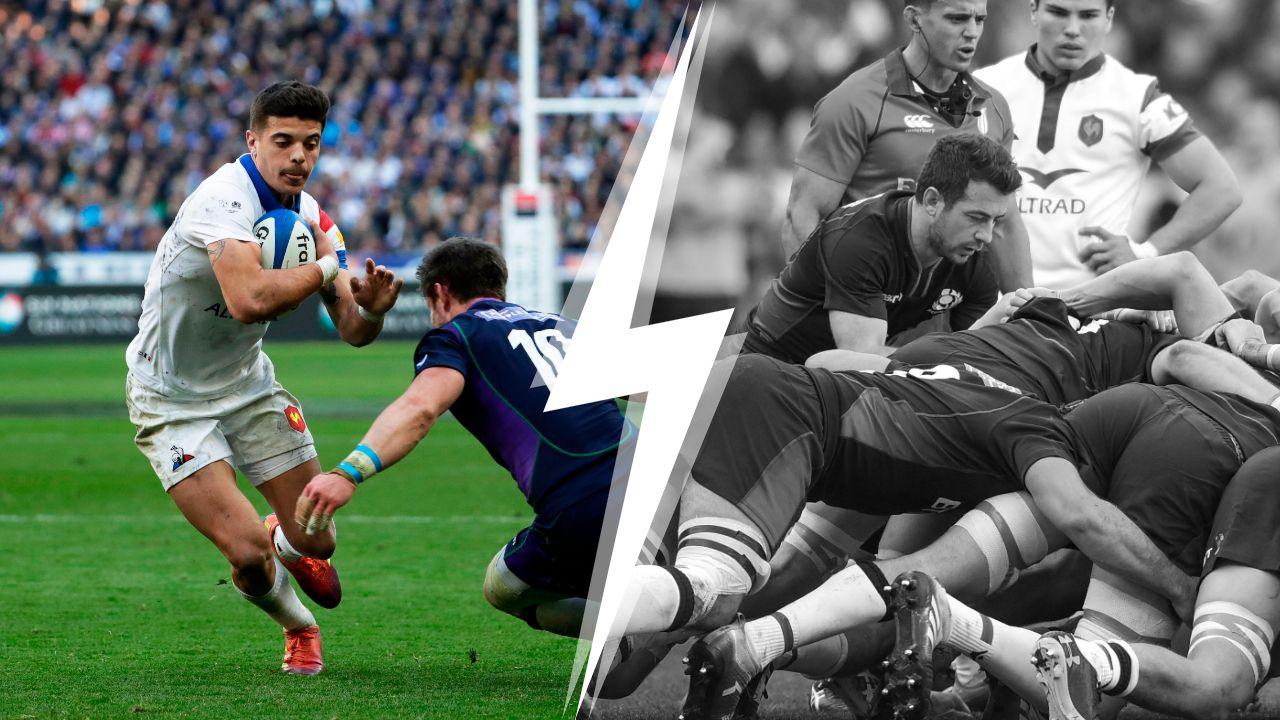Rugby - 6 Nations - France-Ecosse : Coups de coeur et coups de griffe de notre envoyé spécial