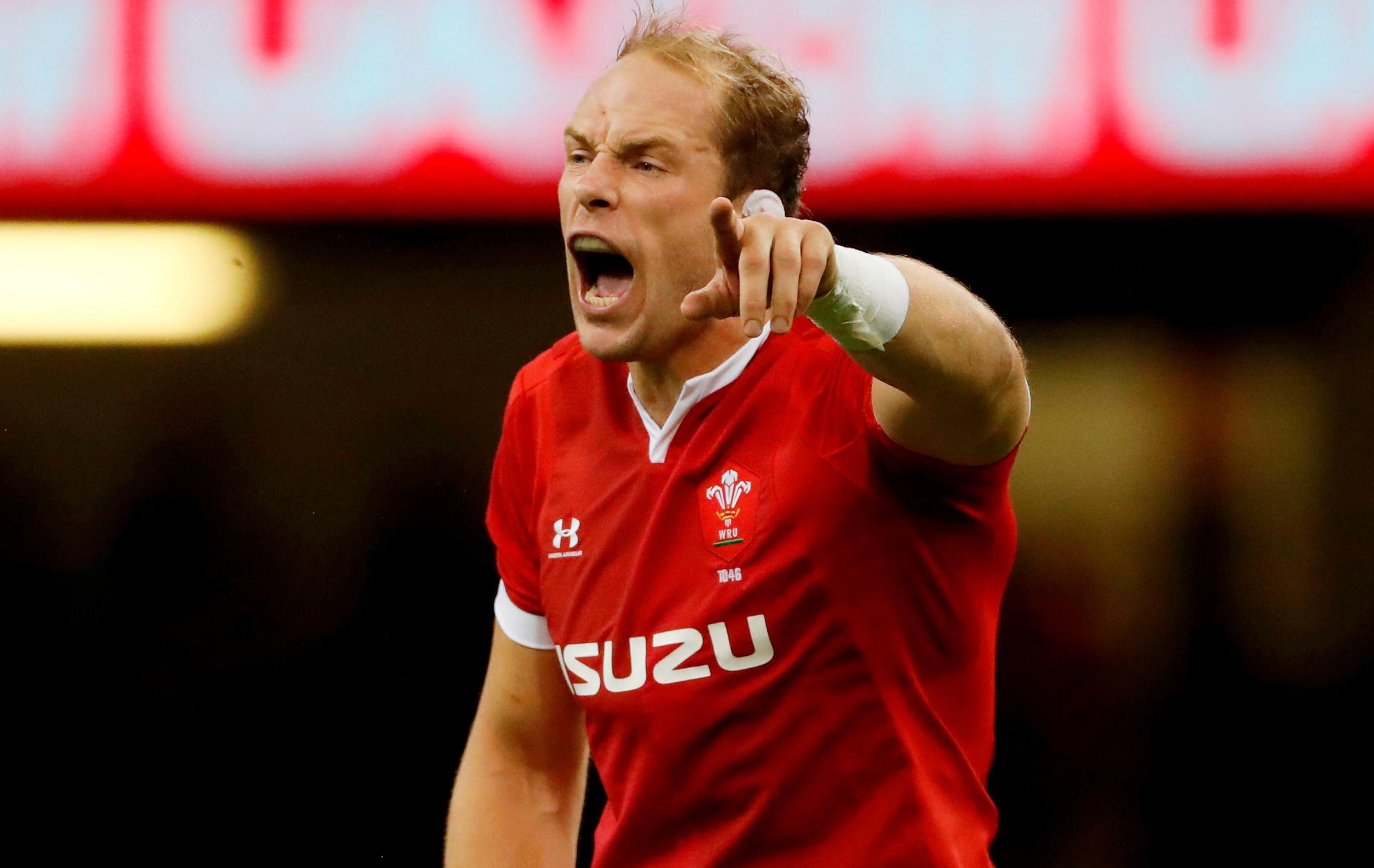 Rugby - 6 Nations - Galles : Alun Wyn Jones va égaler le record mondial de Richie McCaw