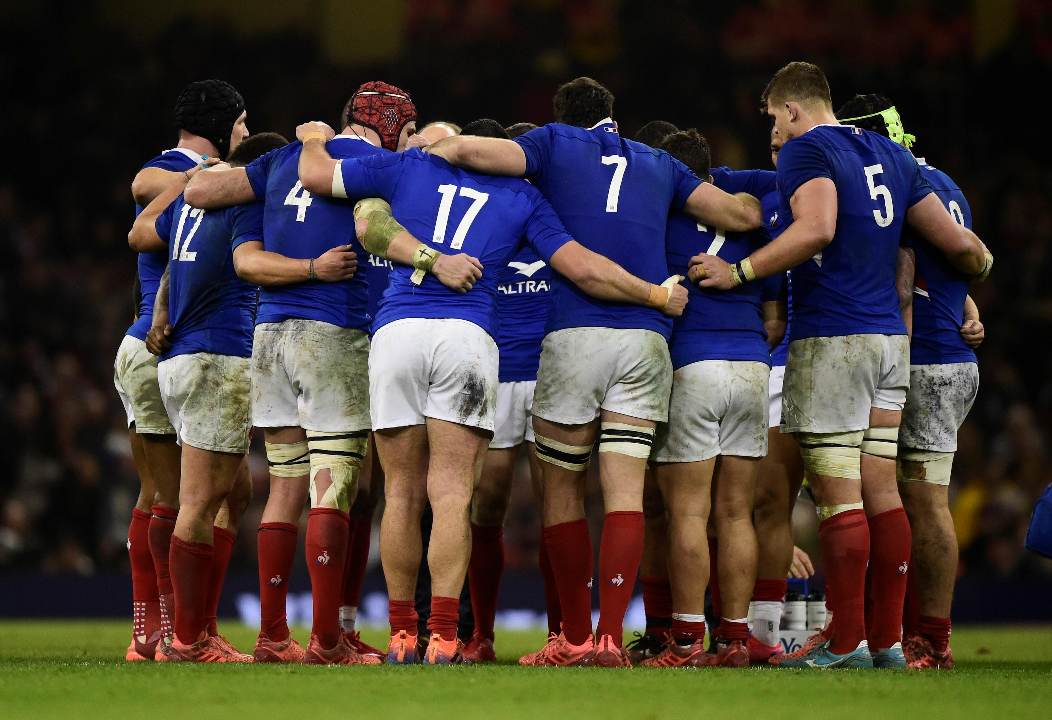 Rugby - 6 Nations - Plongée dans les coulisses du XV de France (vidéo)