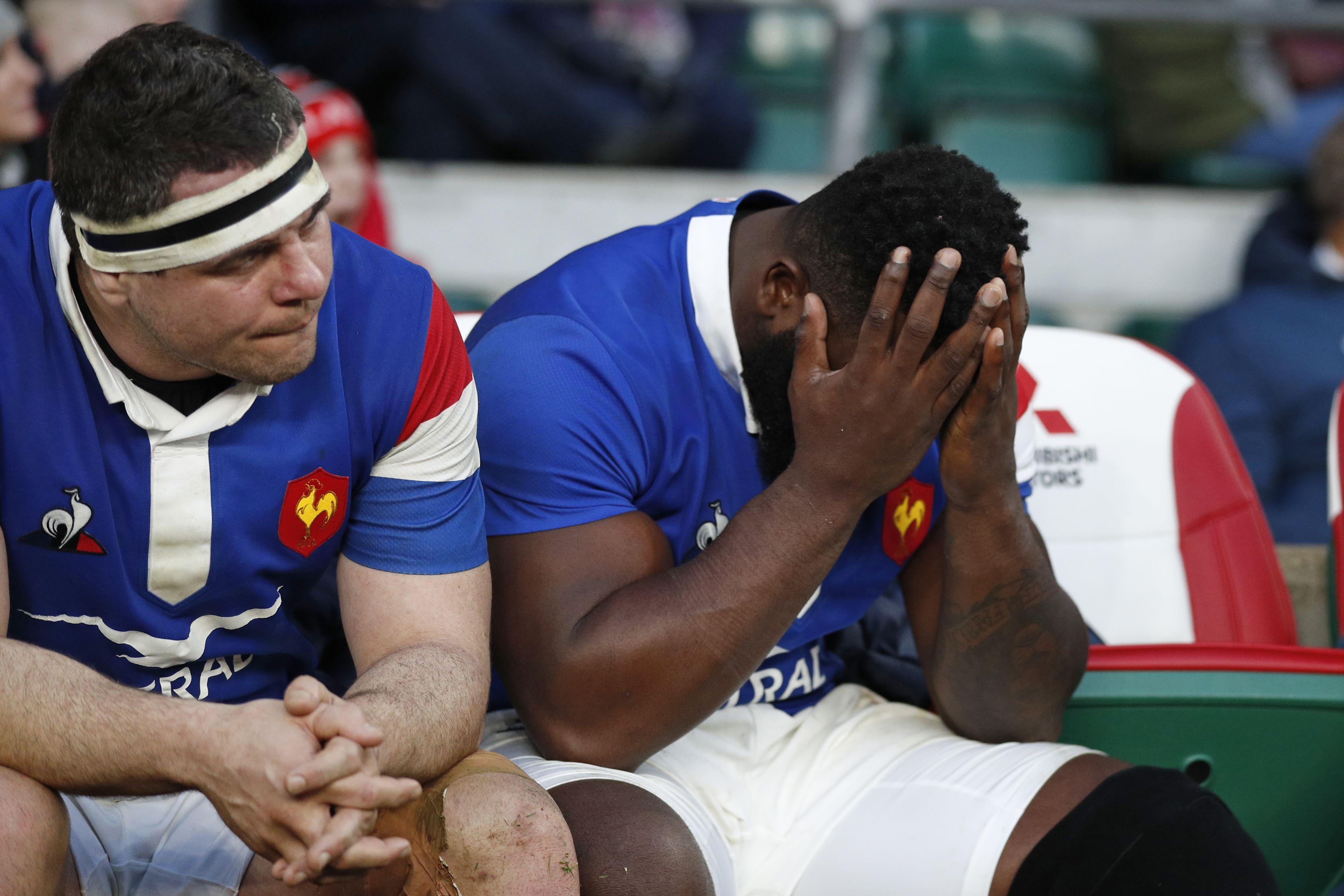 Rugby - 6 Nations - Résumé en vidéo de la large défaite des Bleus