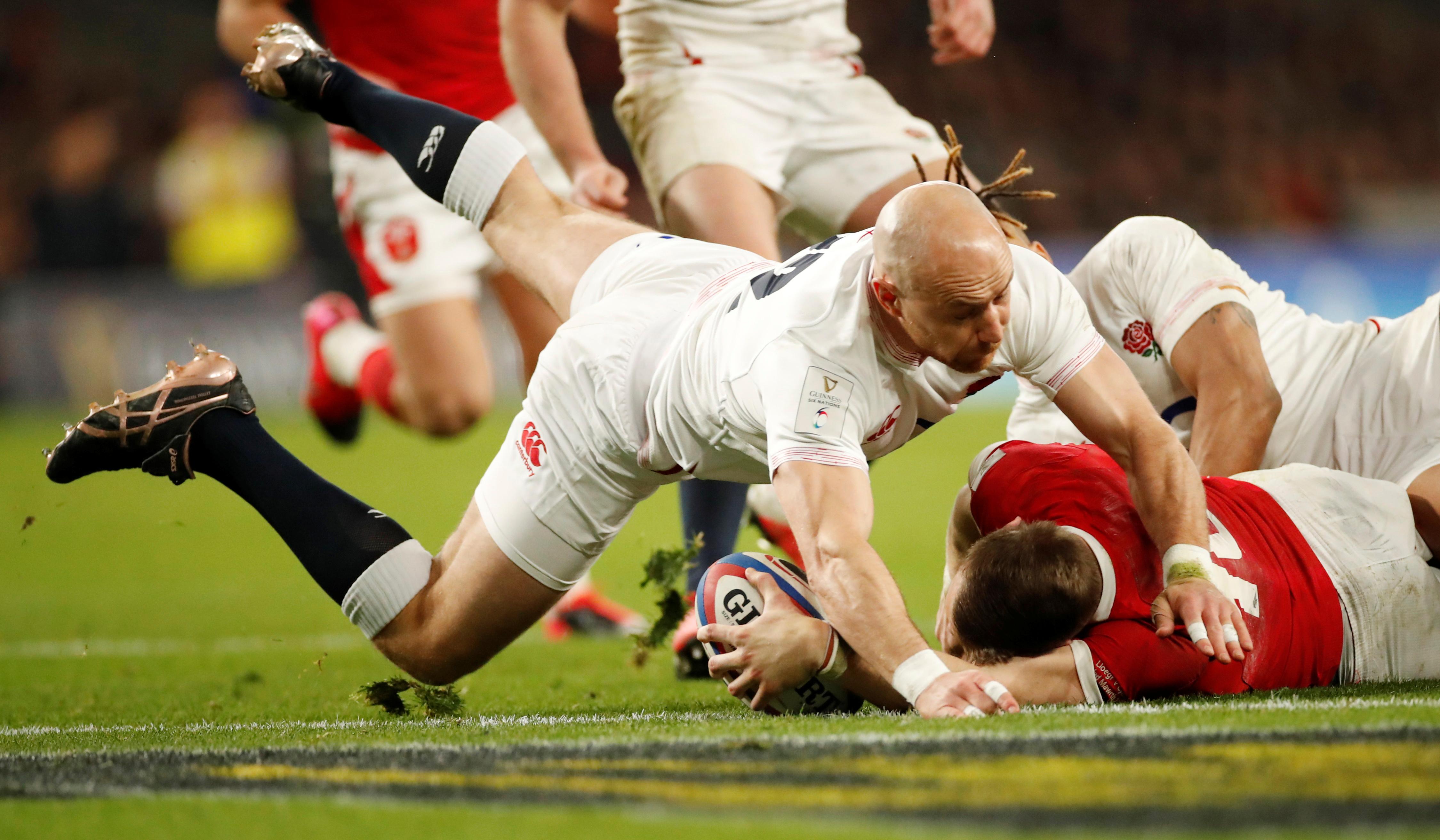 Rugby - 6 Nations - Six nations : le résumé de la victoire anglaise sur le pays de Galles en vidéo
