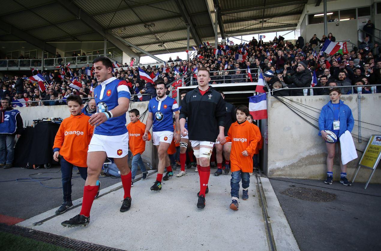 Rugby - 6 Nations - Tournoi U20 : les Bleuets font le plein de points face aux Gallois