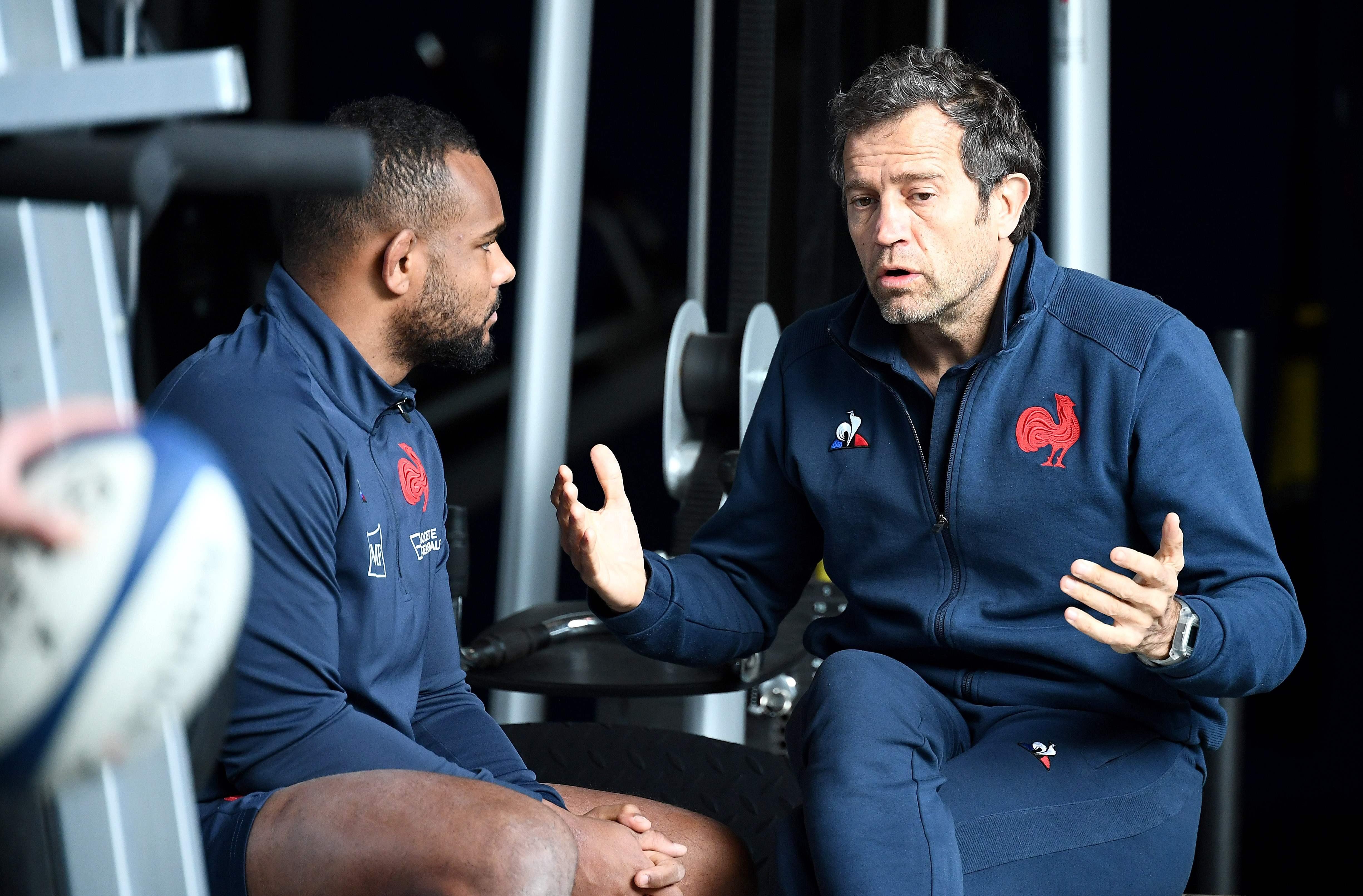 Rugby - 6 Nations - XV de France : Poirot et Penaud probables titulaires en Ecosse