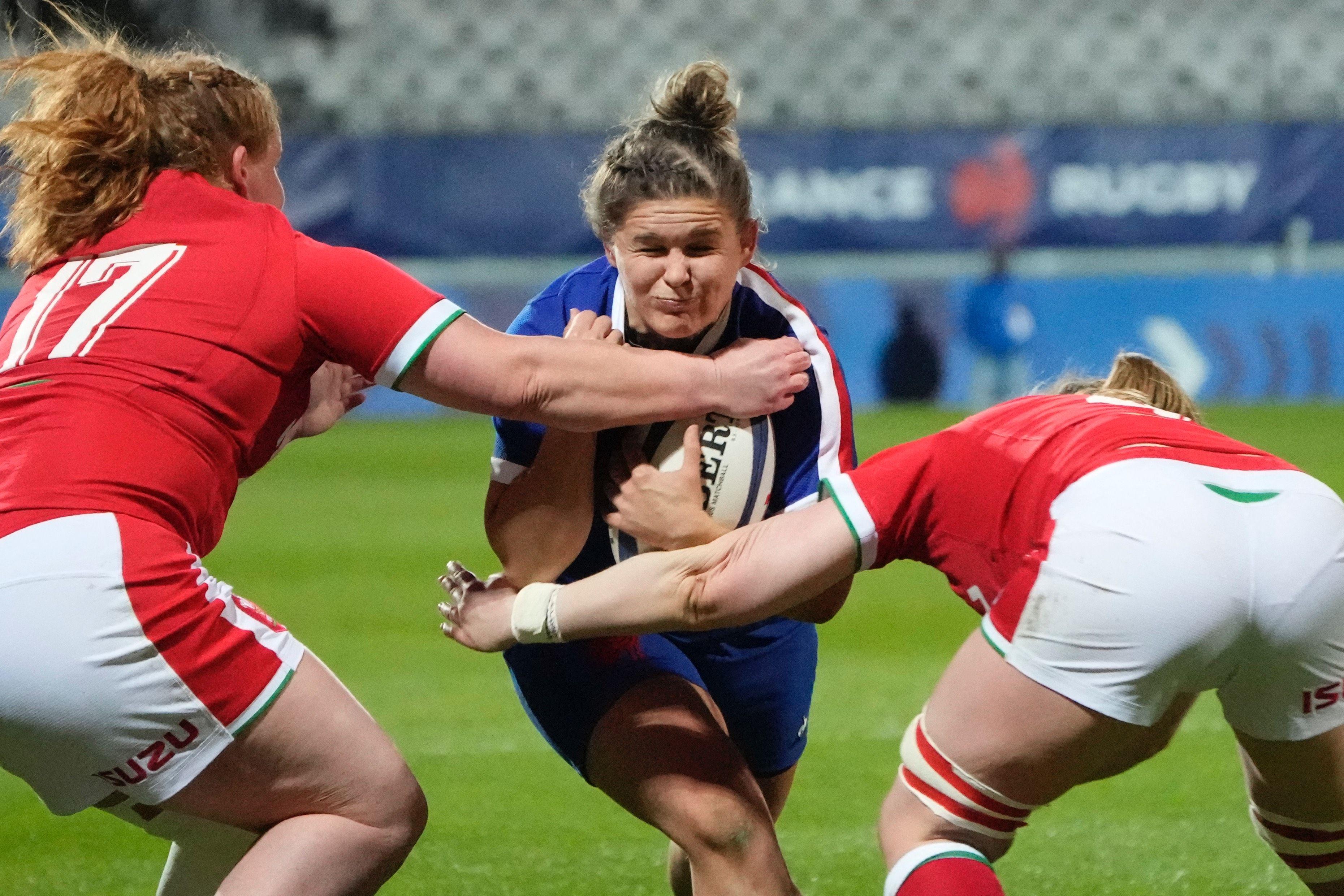 XV de France féminin : l'Angleterre, un grand défi en finale du Tournoi – 6 Nations