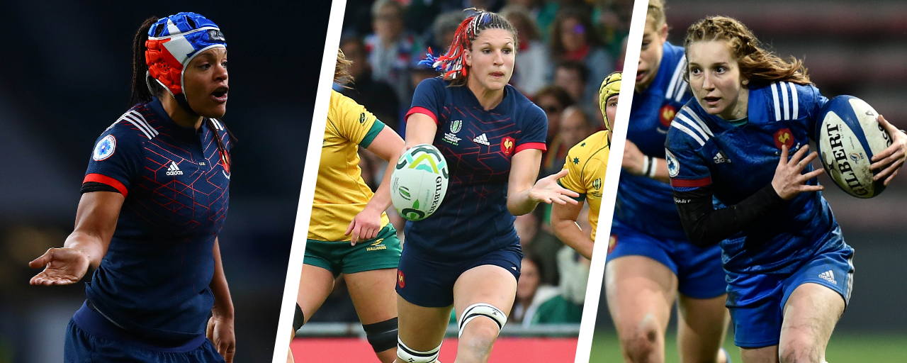 Rugby - 6 Nations - XV de France féminin : les cinq Bleues à suivre