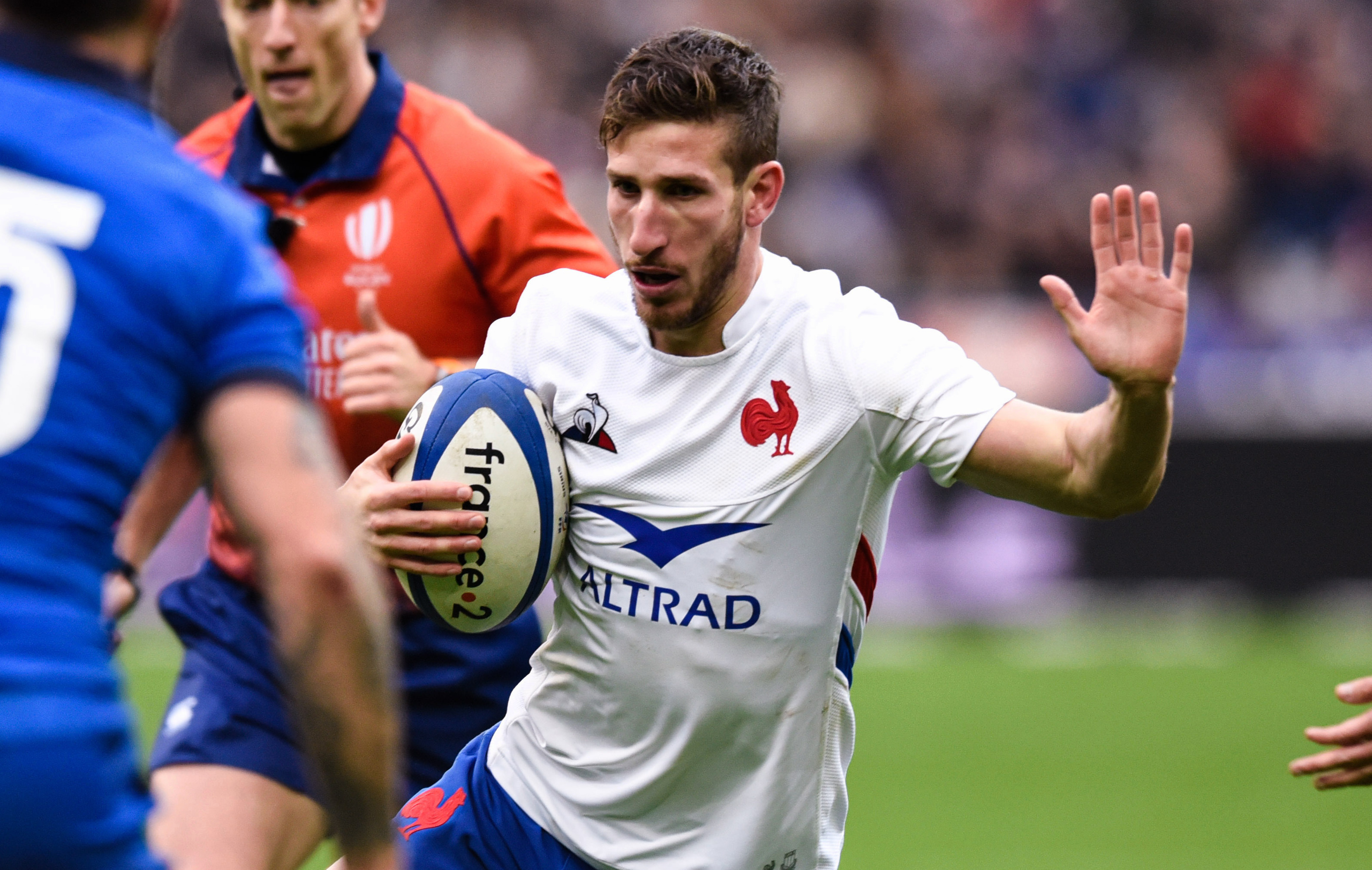 Rugby - 6 Nations - XV de France : fracture du péroné pour Rattez, Tournoi terminé