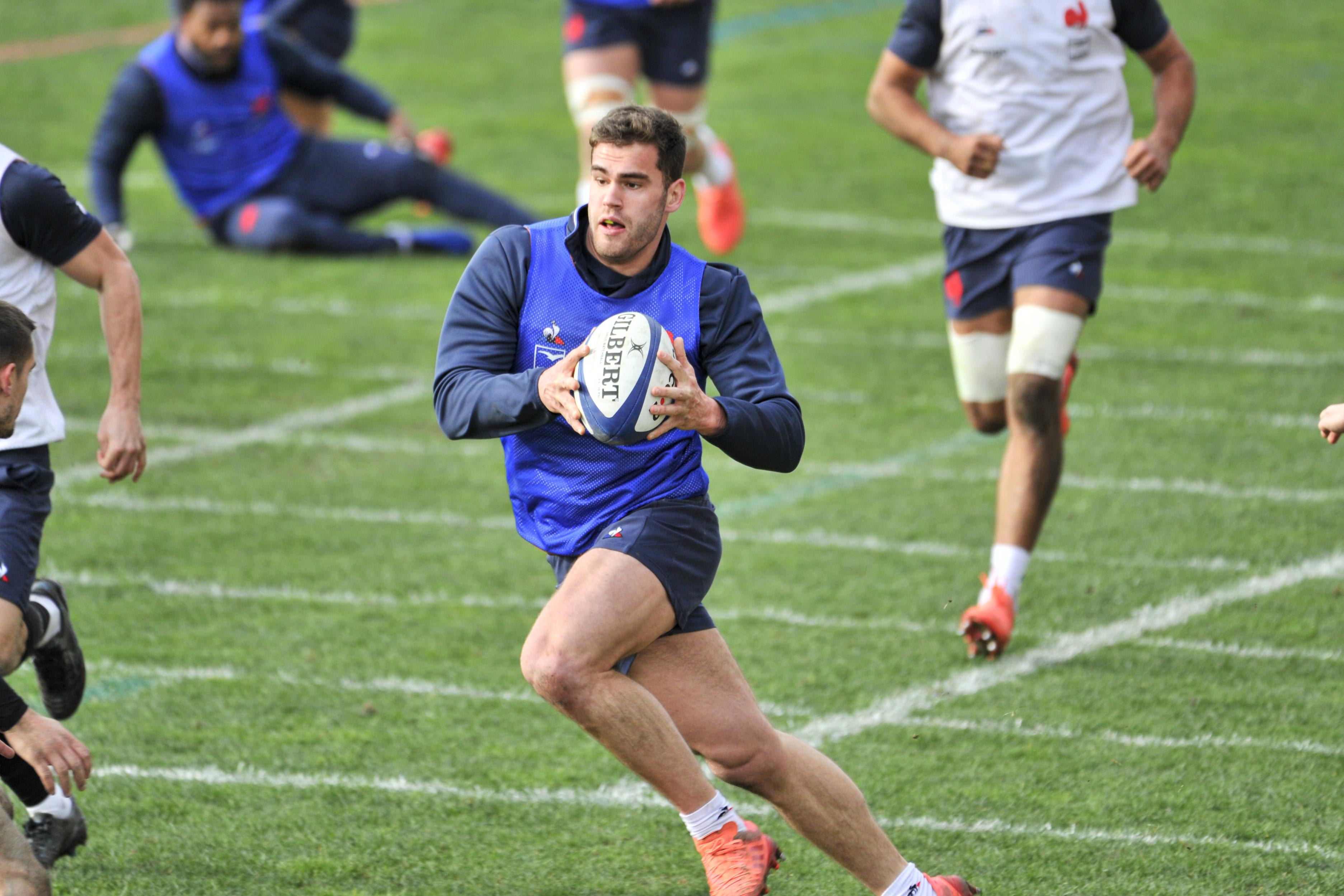 Rugby - 6 Nations - XV de France : Penaud, Chat et Vakatawa de retour face aux Gallois