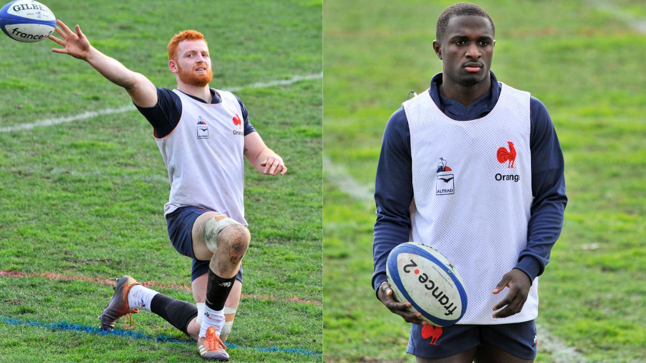 Rugby - 6 Nations - XV de France : vis ma vie de suppléant