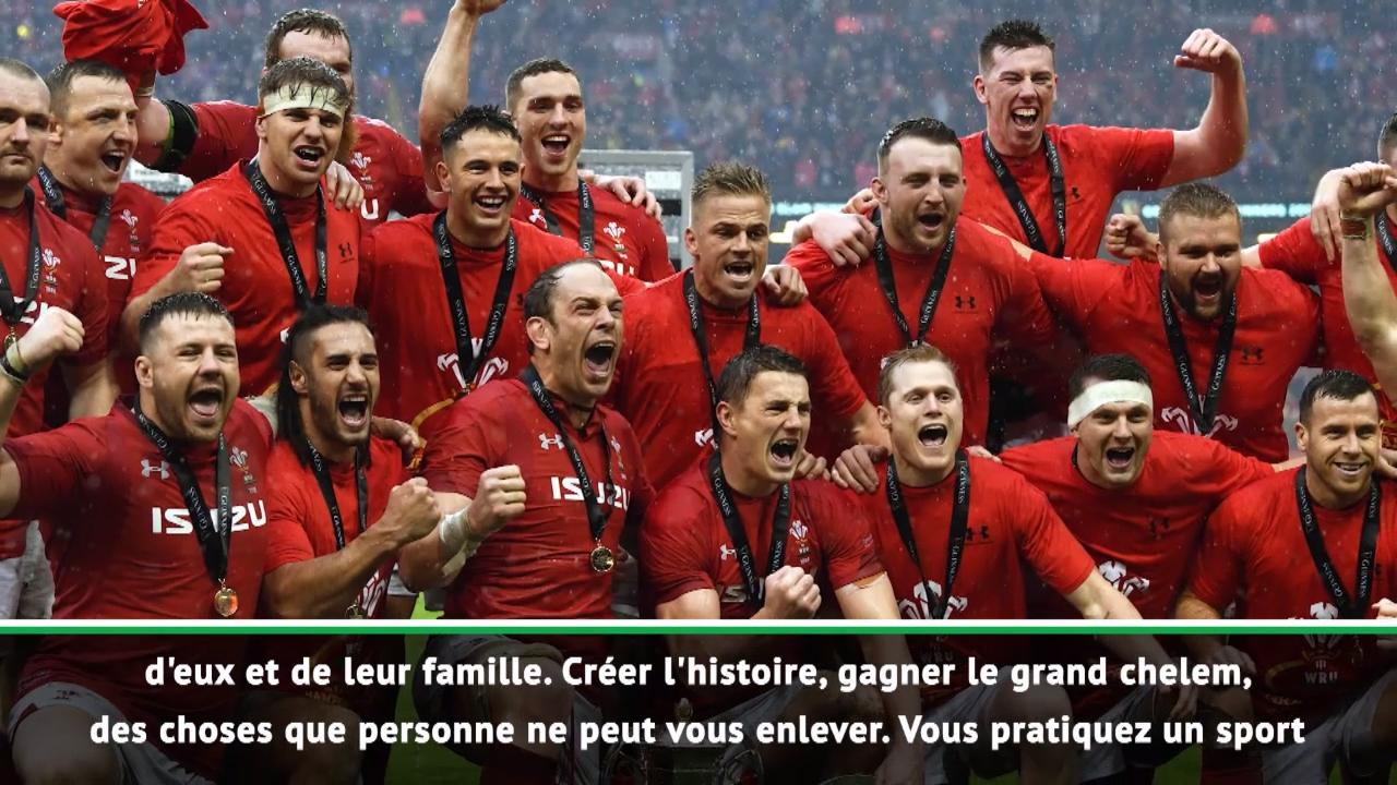 Rugby - 6 Nations - Gatland : «Ils le méritent parce qu'ils ont travaillé comme des fous»