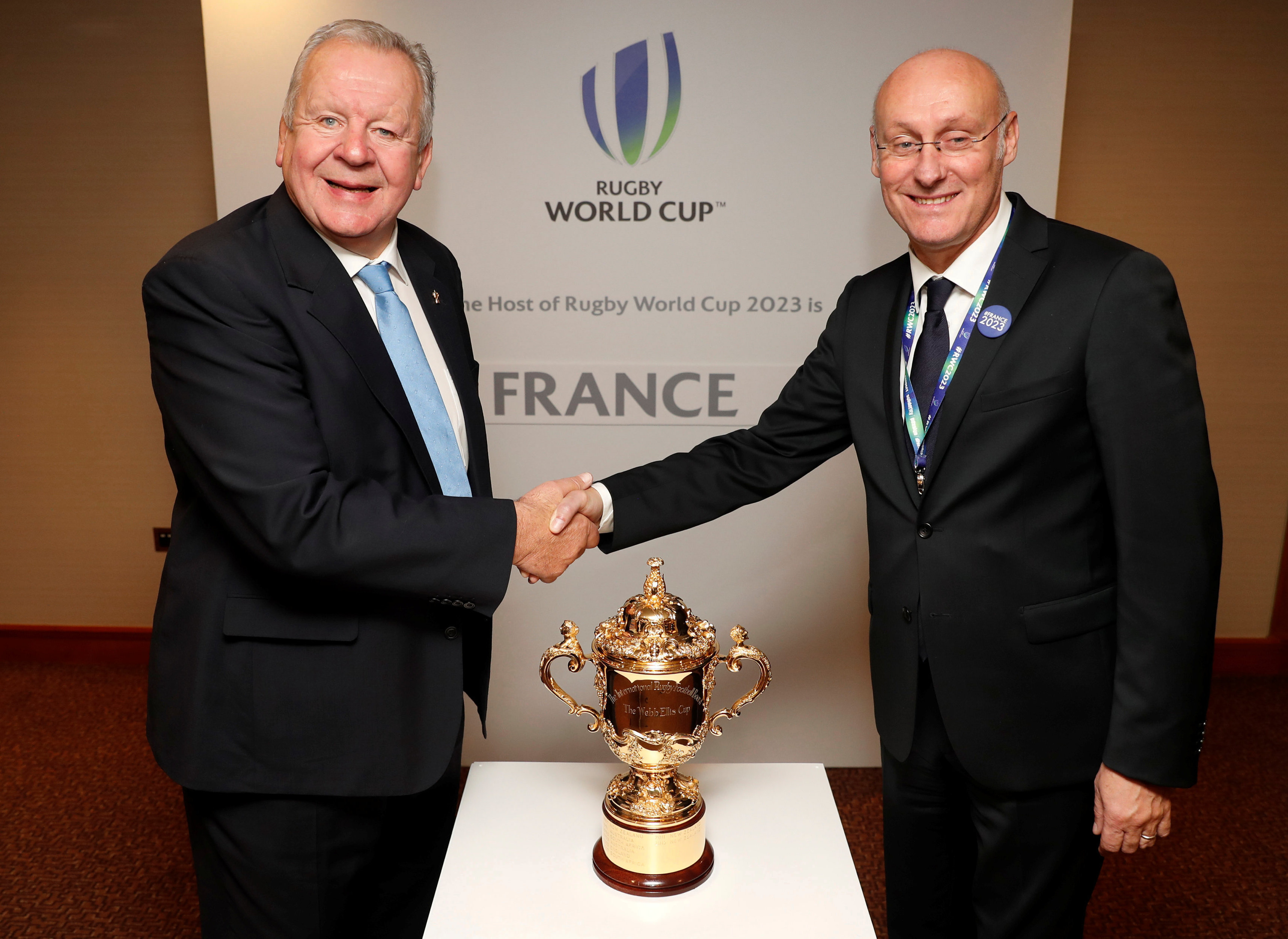 Infos sports en direct : Rugby - </b>Laporte veut créer, avec World Rugby, une Coupe du monde des clubs