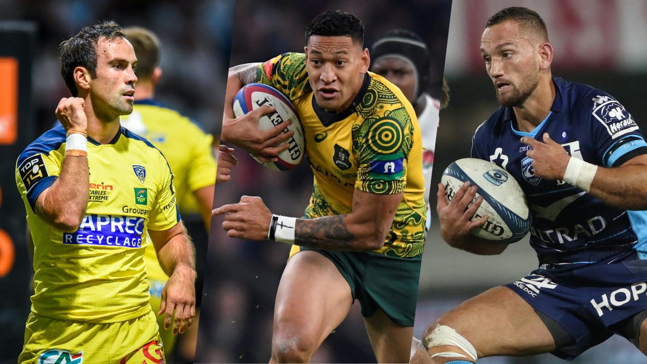 Rugby - Le top 20 des rugbymen les mieux payés au monde
