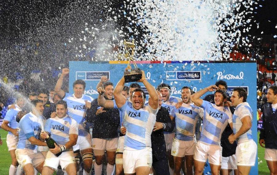 Rugby - Les Pumas ont écrit l'histoire