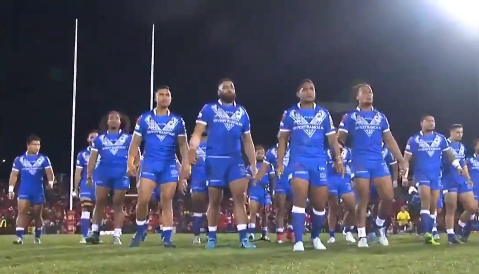 Rugby - Rugby à XIII : l'impressionnante entrée en matière de Samoa-Tonga