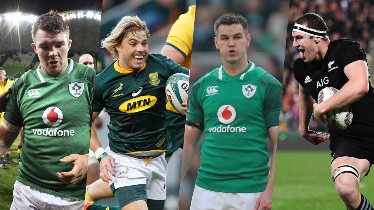 Rugby - Rugby : notre XV mondial pour 2018