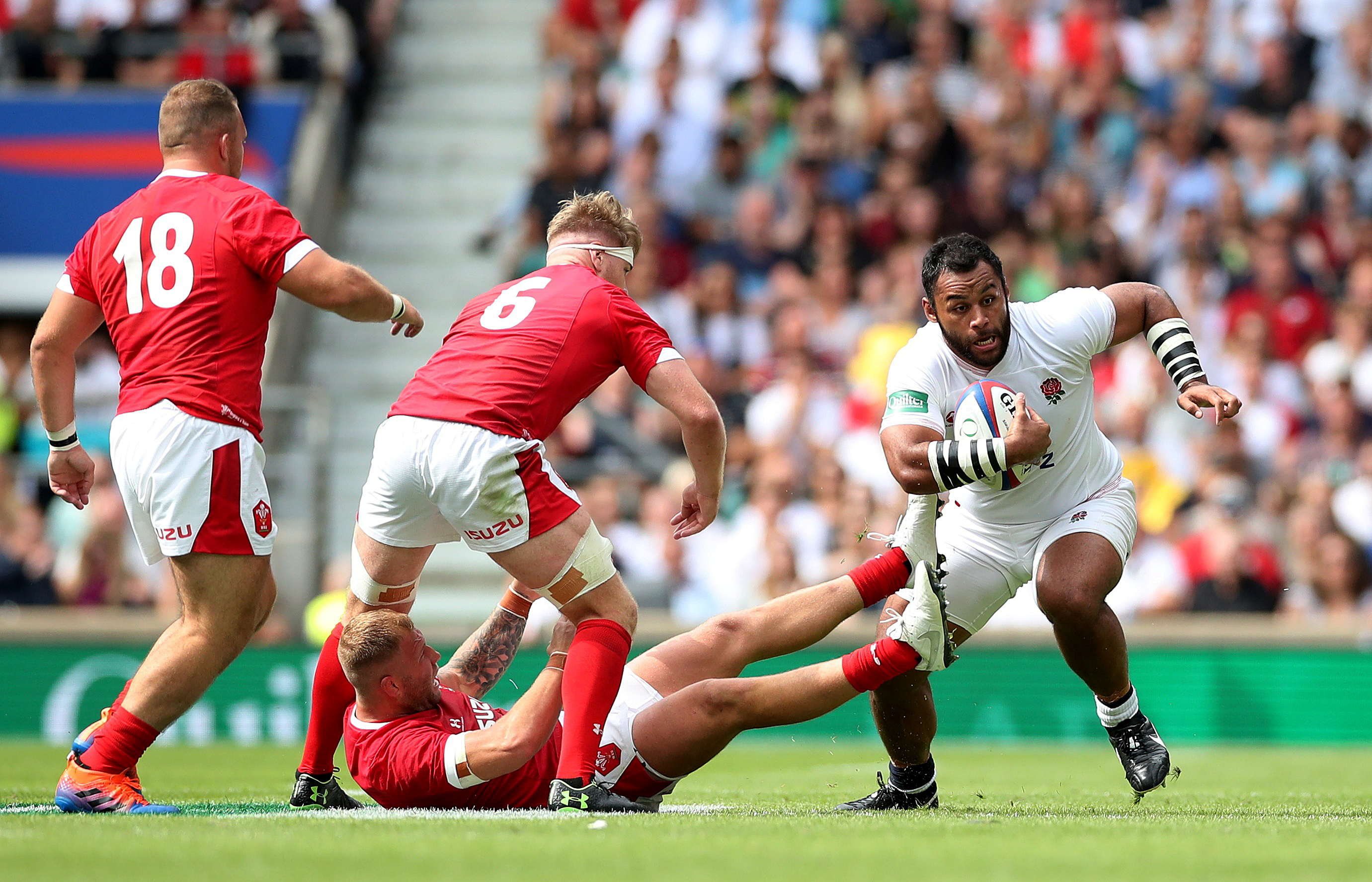 Rugby - Rugby : Pays de Galles - Angleterre en direct
