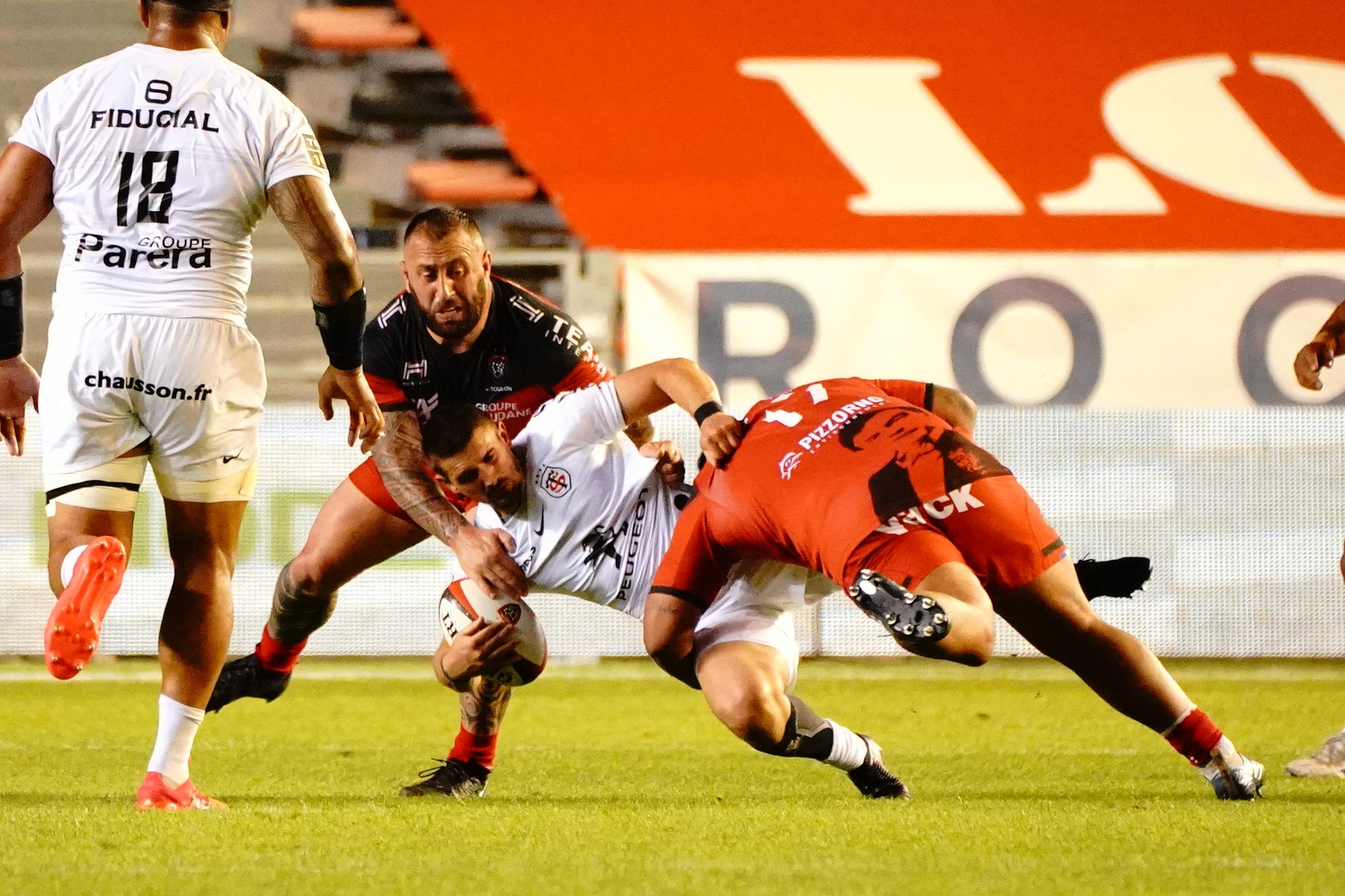 Thomas Ramos : «c'est vraiment dommage de jouer la finale de Champions Cup à Twickenham»