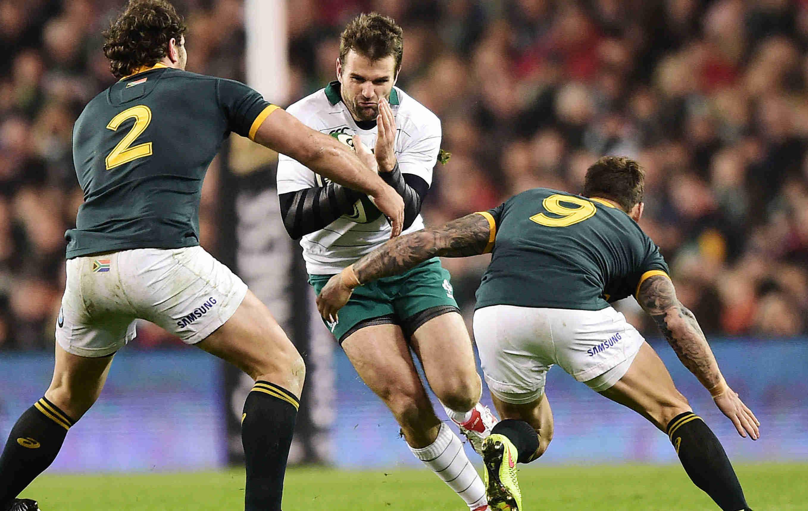 Rugby - L'Irlande, futur cauchemar des Bleus