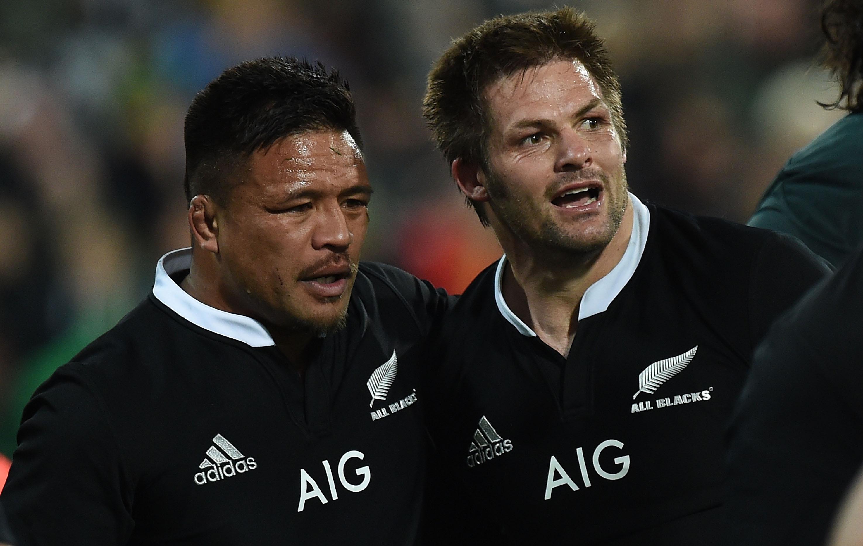 Rugby - La Nouvelle-Zélande souffre mais gagne