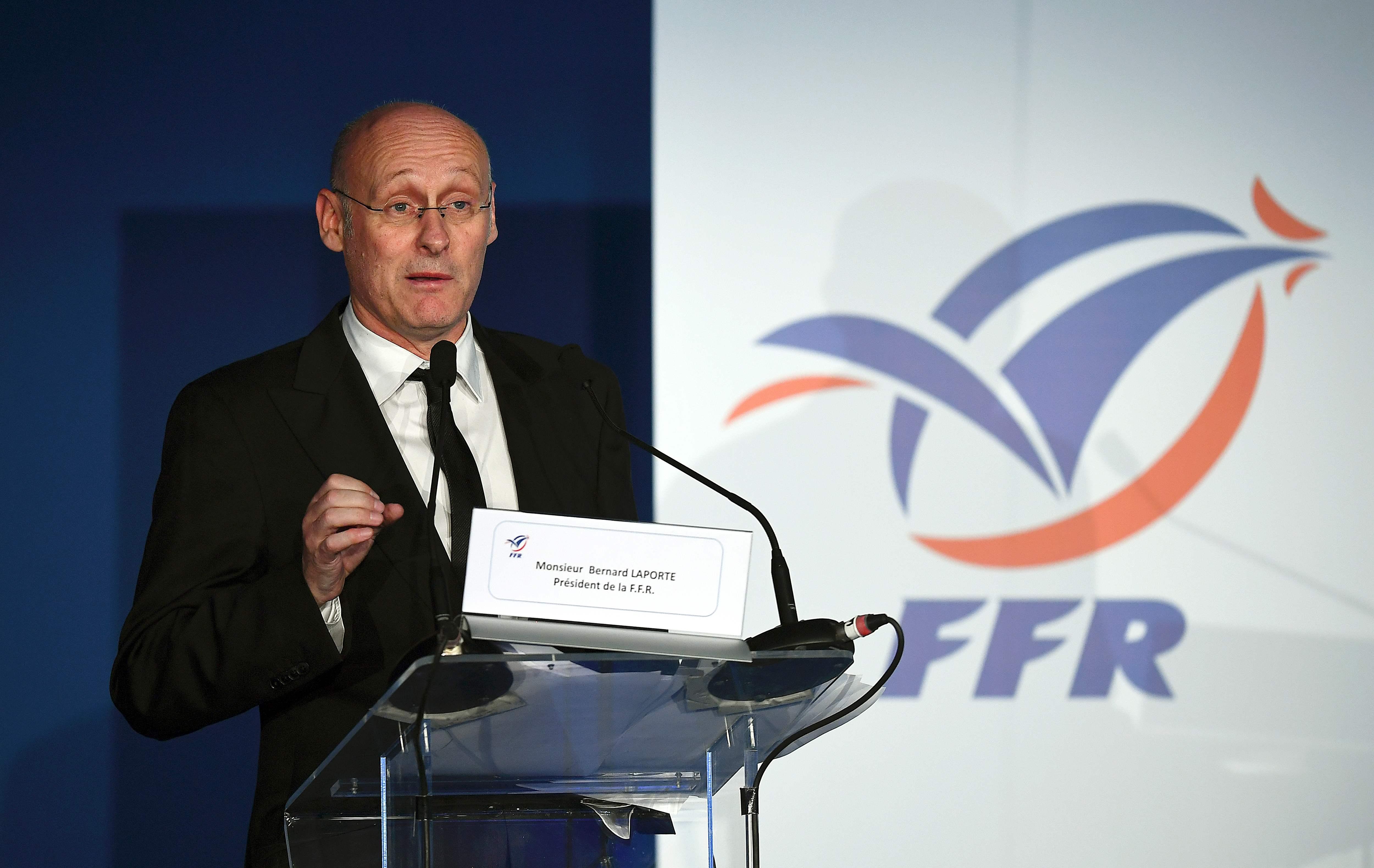 Rugby - Laporte : «Il y a un seul patron : le président de la Fédération»