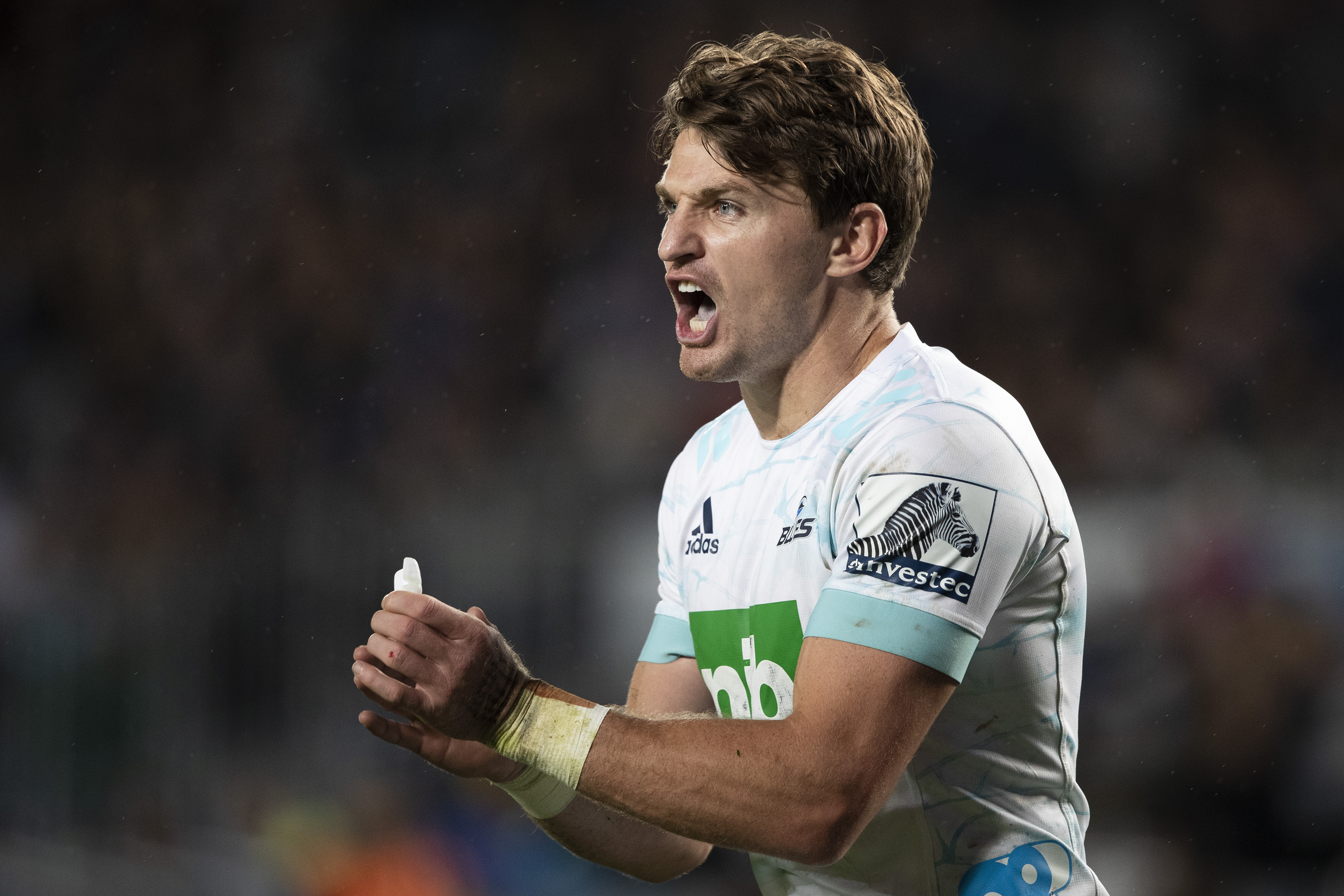 Rugby - Le All Black Beauden Barrett, meilleur joueur du monde, signe au Japon
