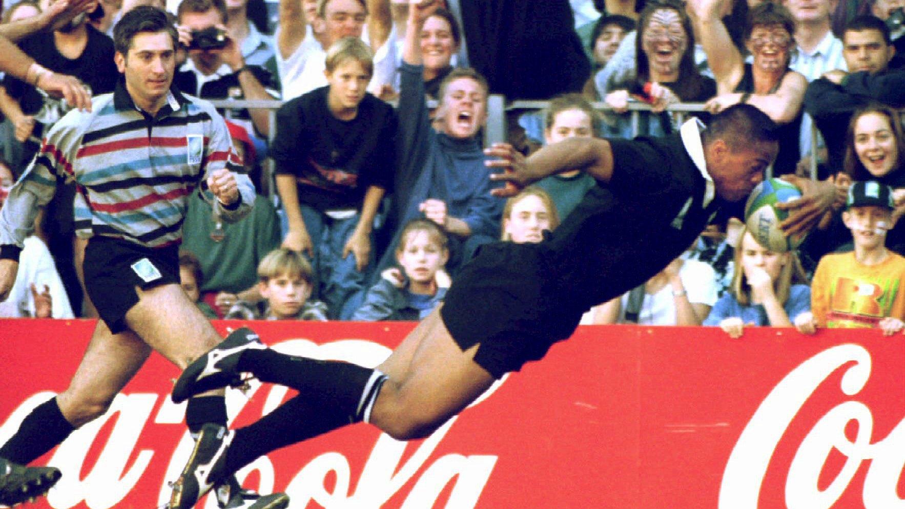 Rugby - Le mythe Lomu et son record de 15 essais en Coupe du monde