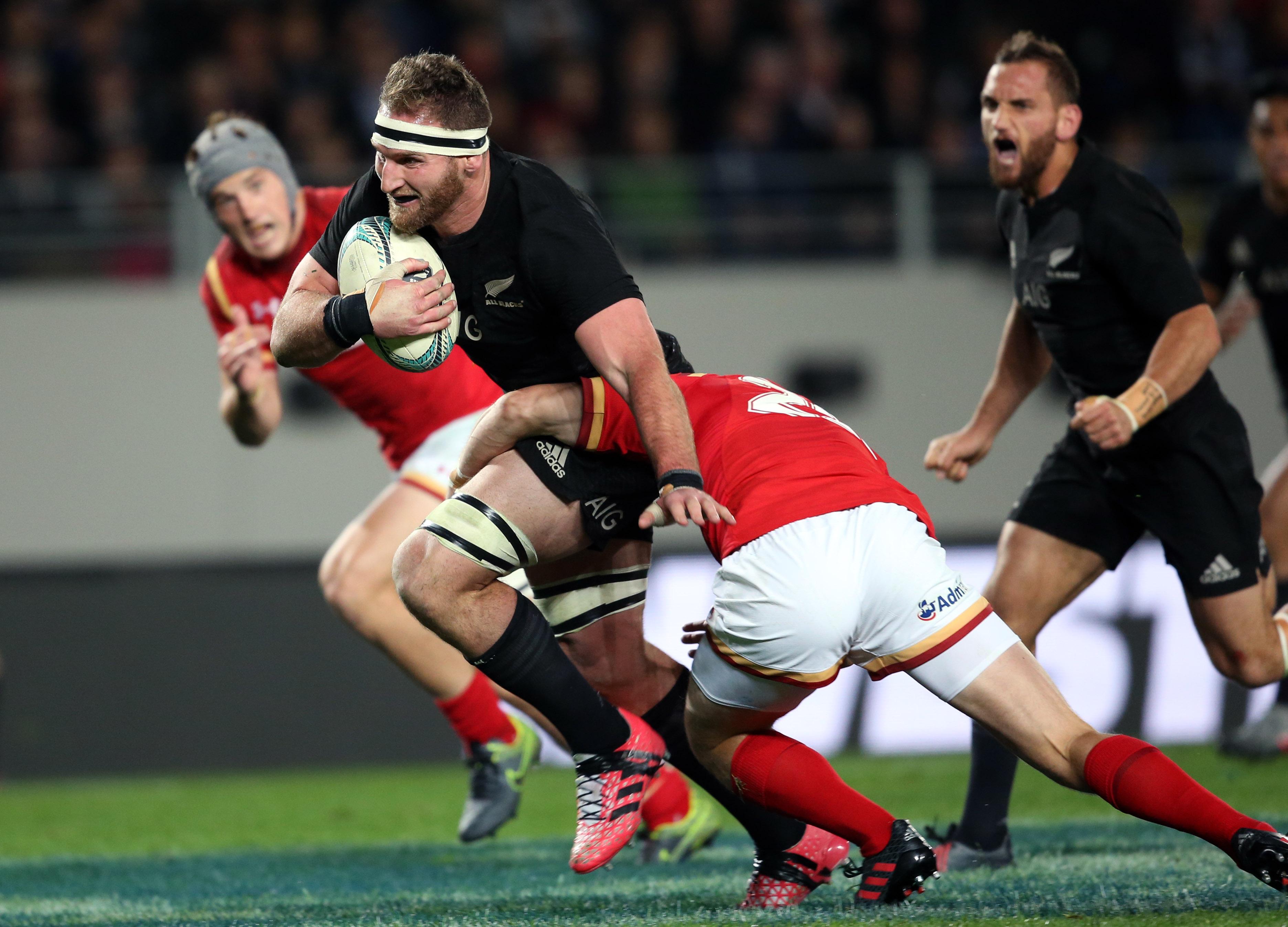 Rugby - Le pays de Galles manque de gâcher la rentrée des All Blacks