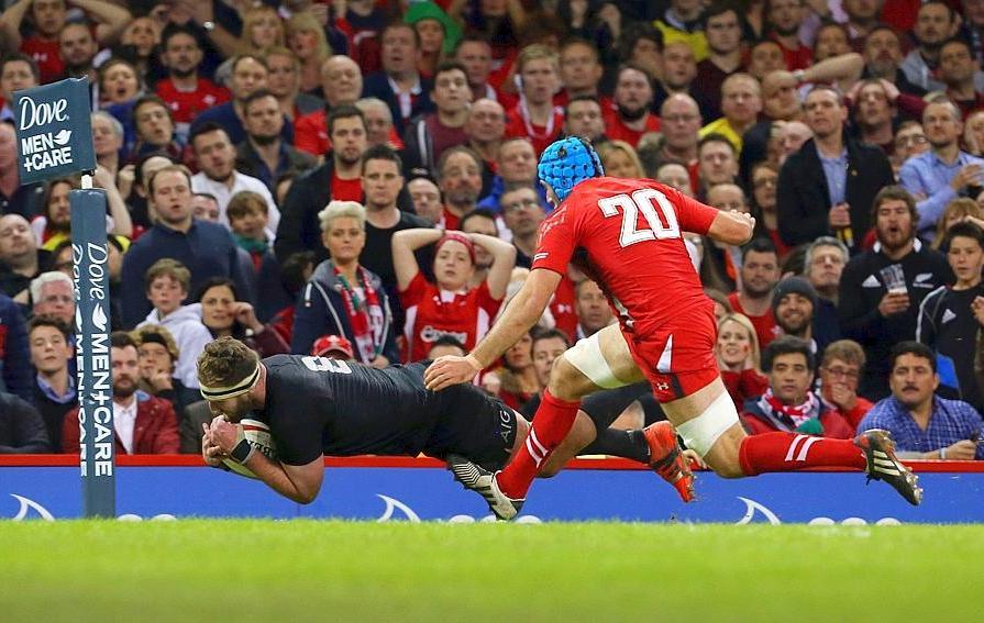 Rugby - Les All Blacks encore dans la douleur