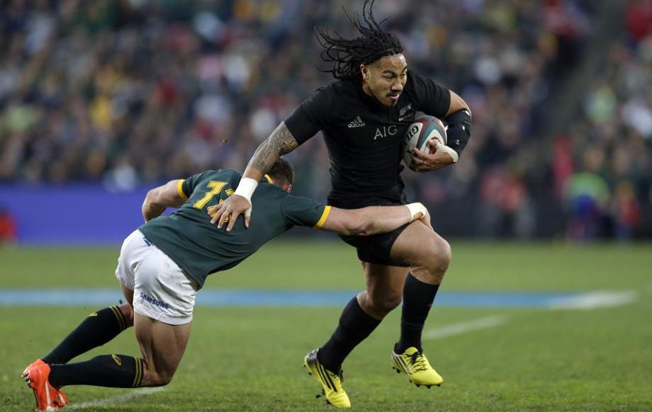 Rugby - Les All Blacks font sauter le verrou sud-africain