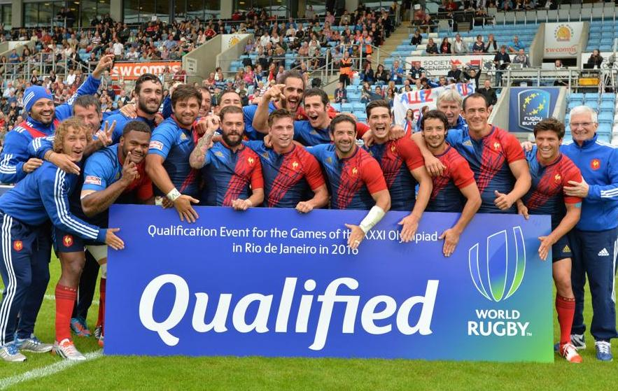 Rugby - Les Bleus aussi verront Rio