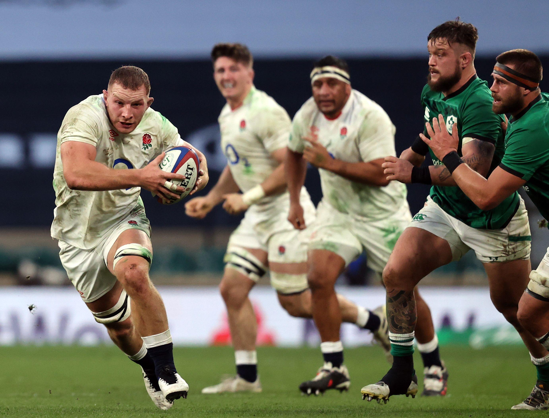 Rugby - Maître à domicile face à l'Irlande, l'Angleterre conforte sa première place