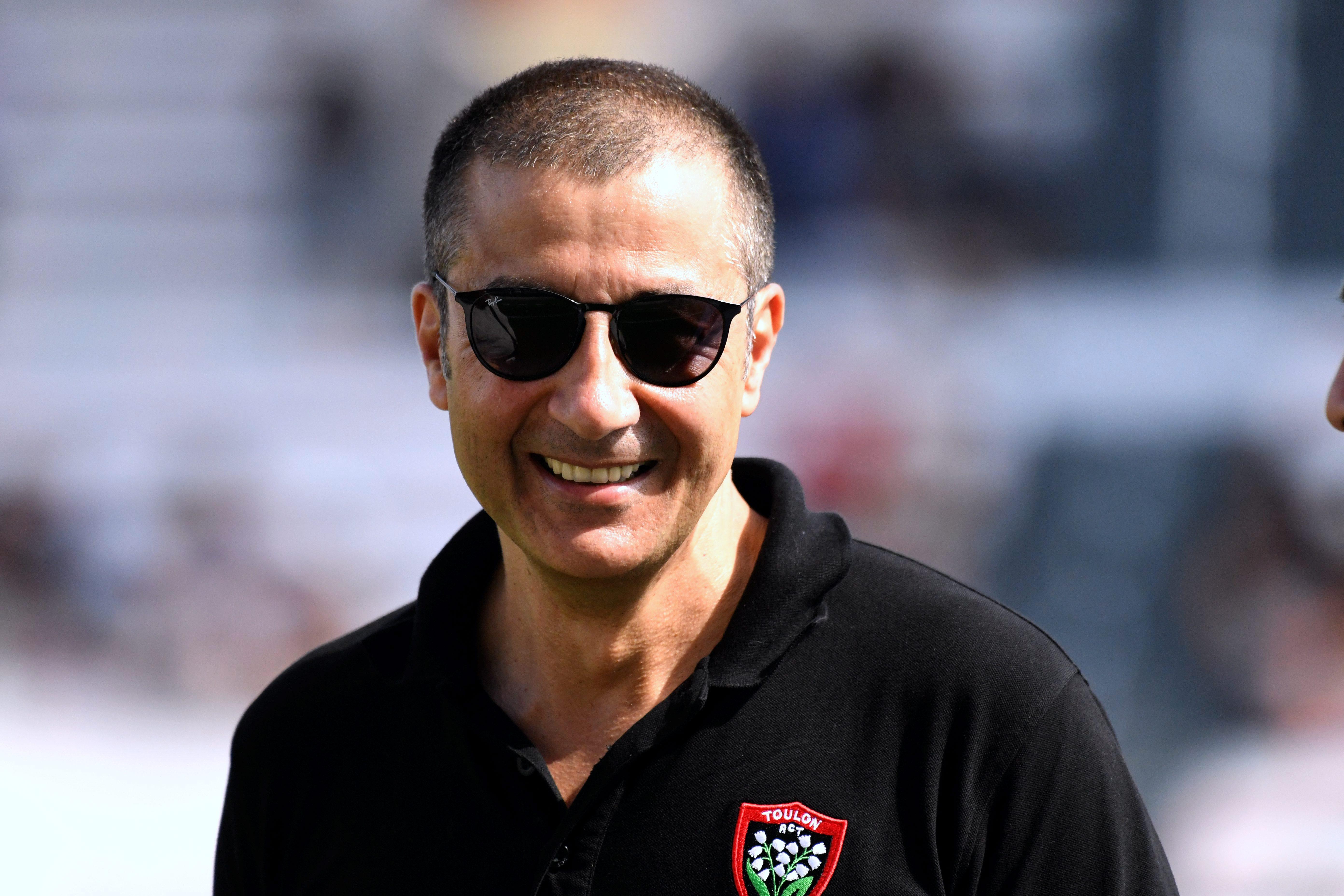 Rugby - Mourad Boudjellal a fait «un pas très important» vers le rachat du Sporting Club Toulon