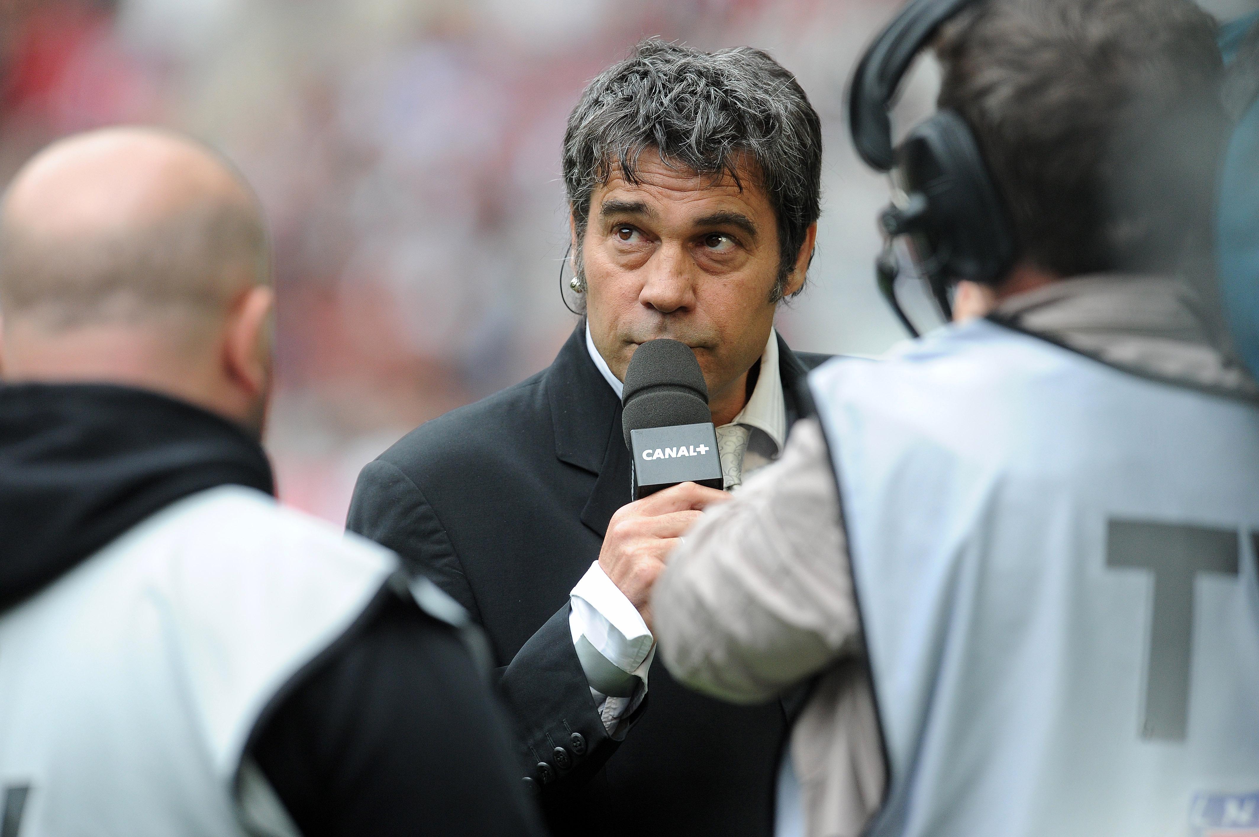 Rugby - Philippe Guillard, dit «la Guille», viré de Canal +