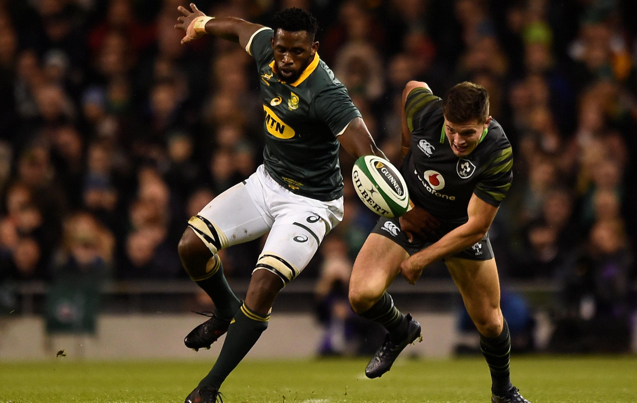 Rugby - Premier capitaine noir des Springboks, Kolisi refuse d'être un symbole