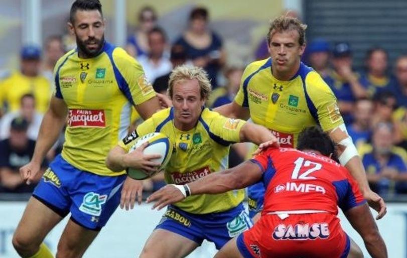 Rugby - Coupe d'Europe - Abendanon, la bonne pioche de Clermont