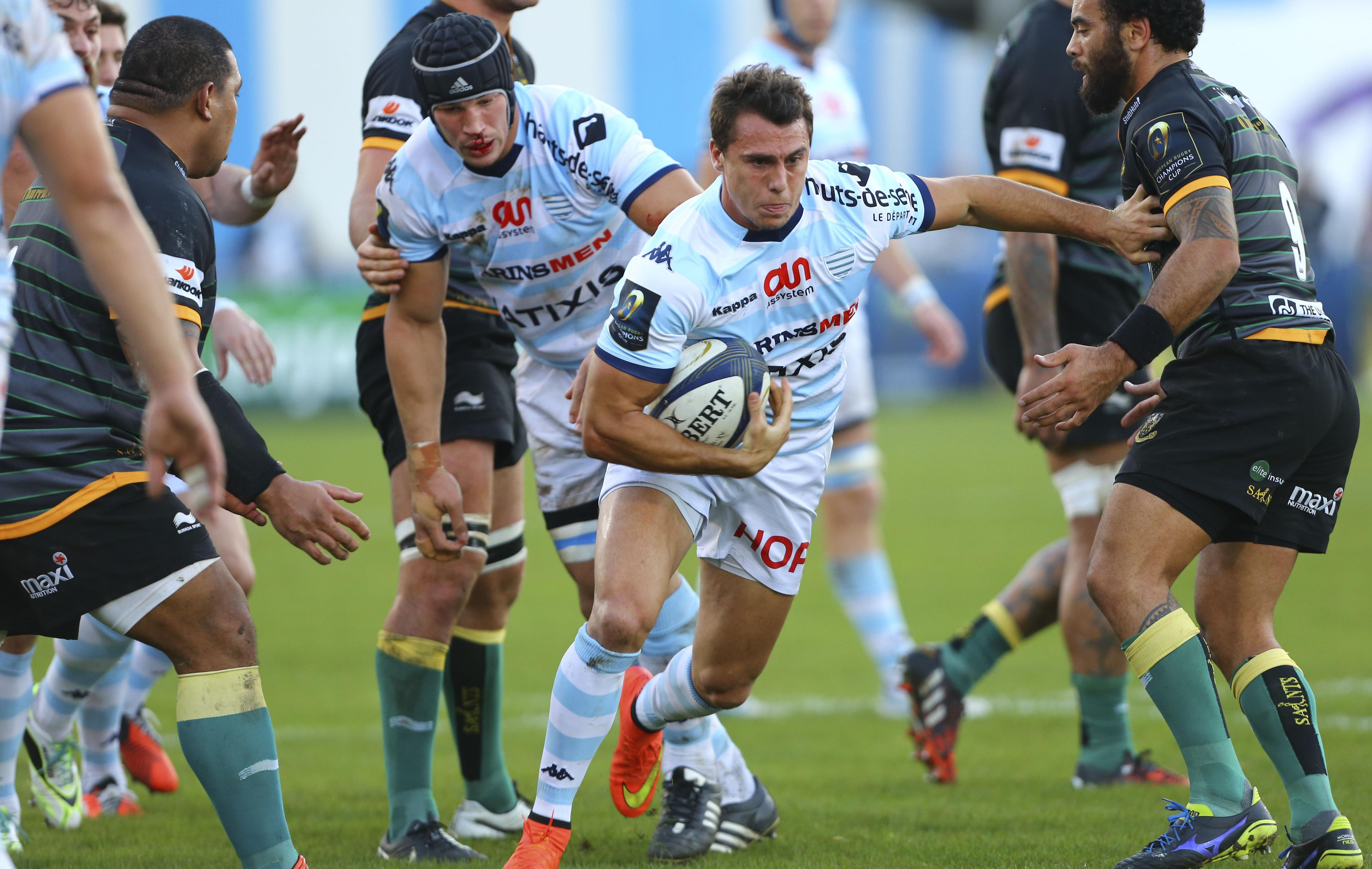 Rugby - Coupe d'Europe - Au tour du Racing de tomber dans le piège italien ?