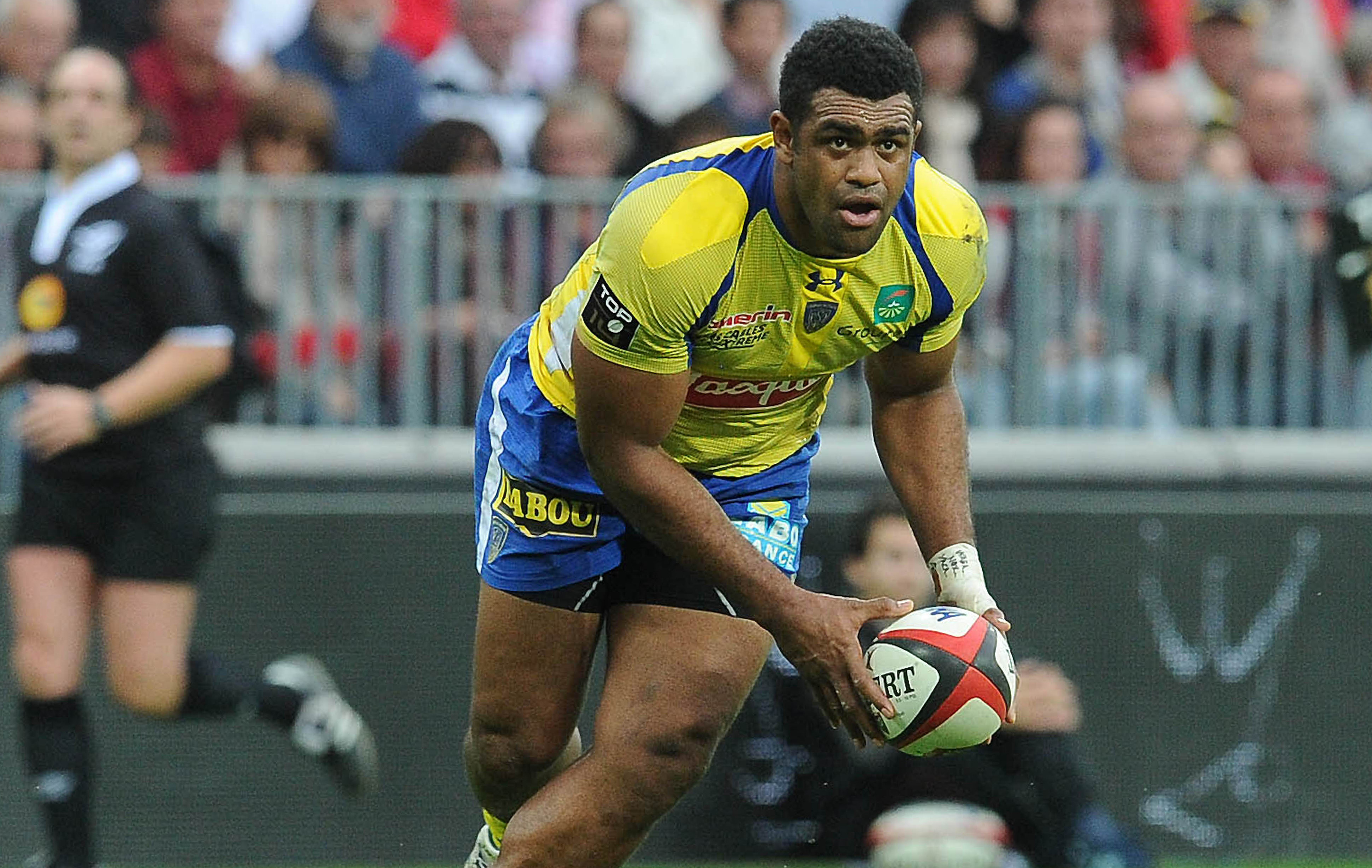 Rugby - Coupe d'Europe - Clermont et le malaise Nalaga