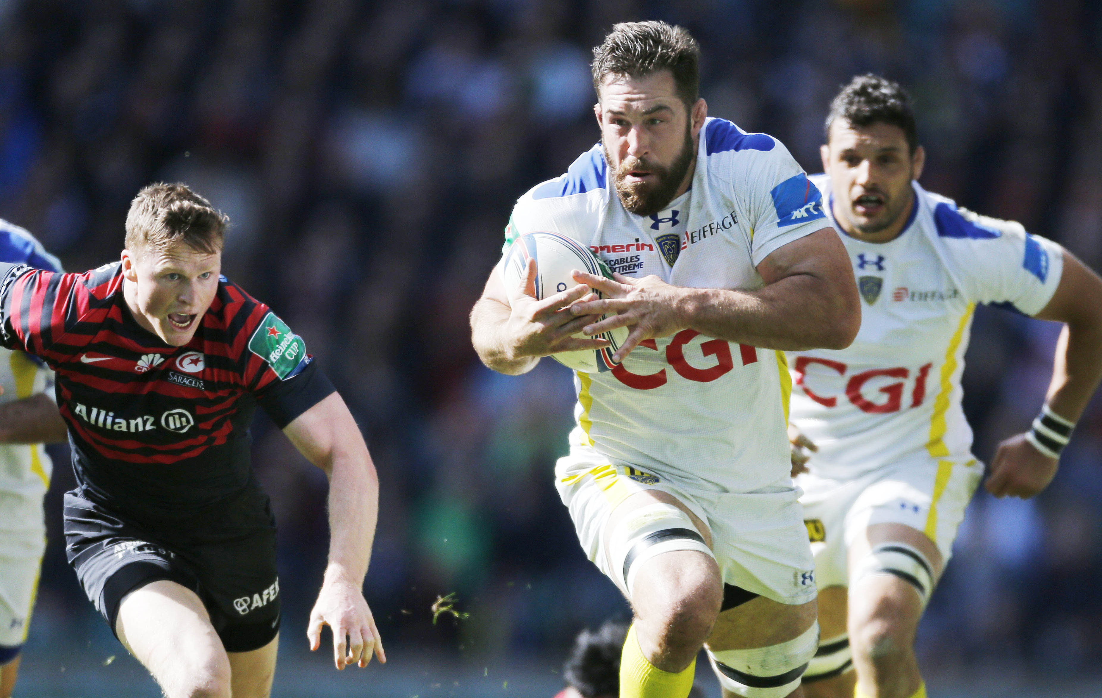 Rugby - Coupe d'Europe - Du costaud pour recommencer