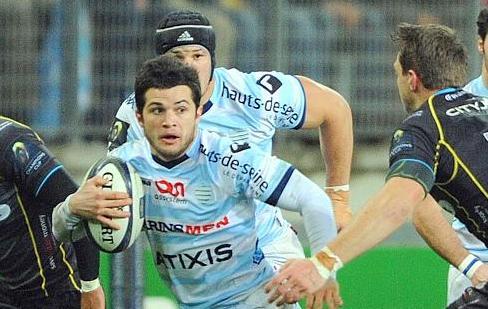 Rugby - Coupe d'Europe - Dulin : «La qualification est encore loin»