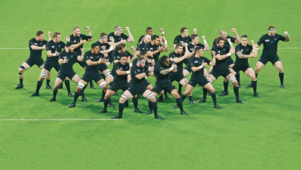 All blacks la fascinante magie noire coupe du monde 2015 rugby - Resultats coupe du monde 2015 rugby ...