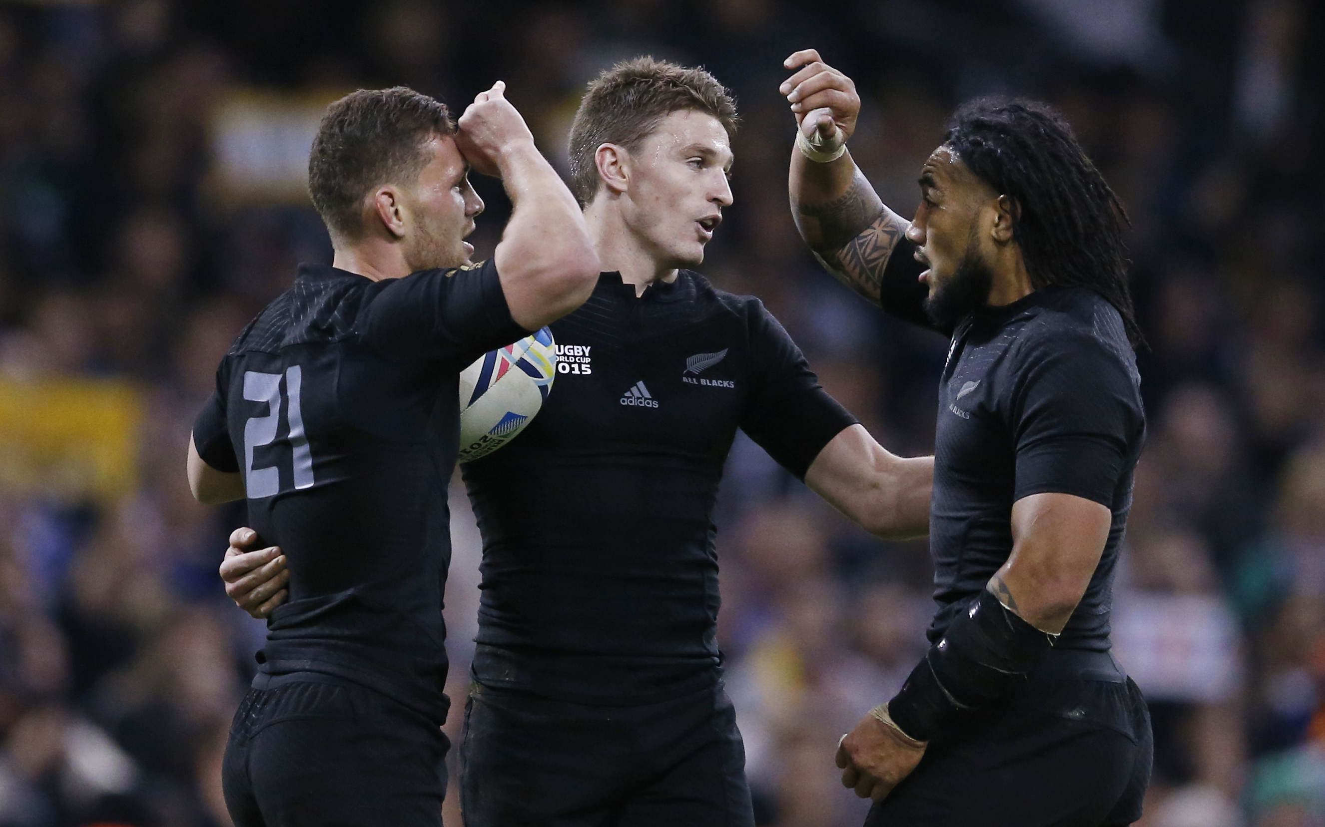 All blacks une machine qui r cite un rugby total coupe - Resultats coupe du monde de rugby 2015 ...